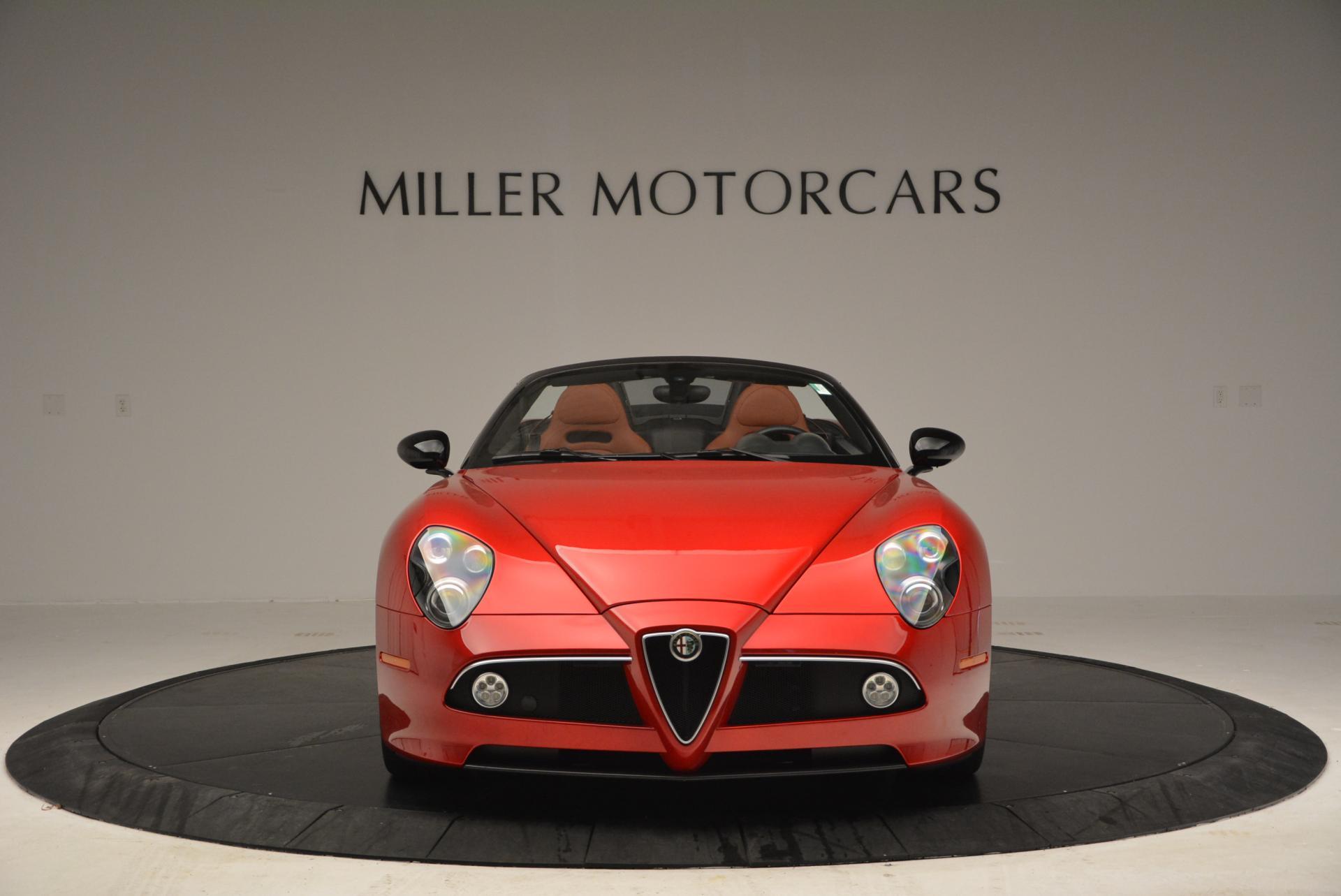 Used 2009 Alfa Romeo 8C COMPETIZIONE Spider | Greenwich, CT