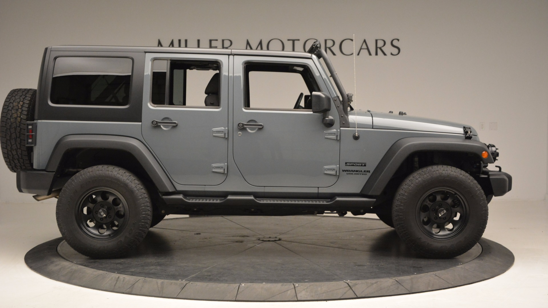 Used 2014 Jeep Wrangler Unlimited Sport | Greenwich, CT