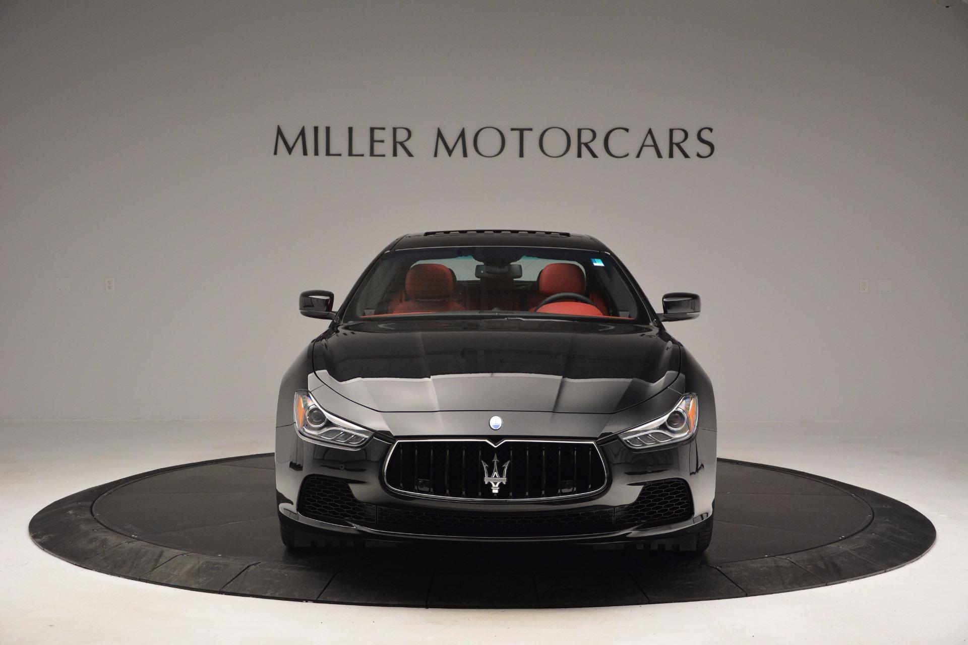 New 2017 Maserati Ghibli SQ4 | Greenwich, CT