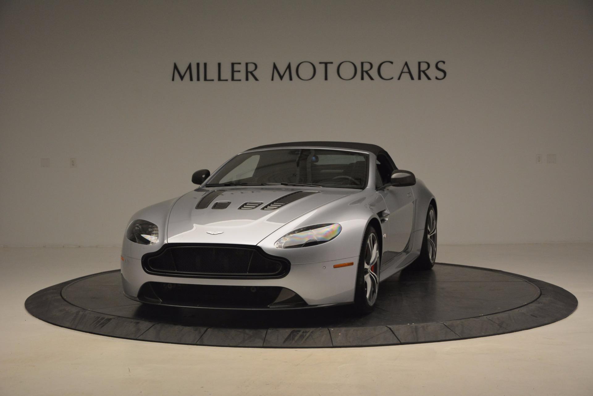 Used 2015 Aston Martin V12 Vantage S Roadster   Greenwich, CT