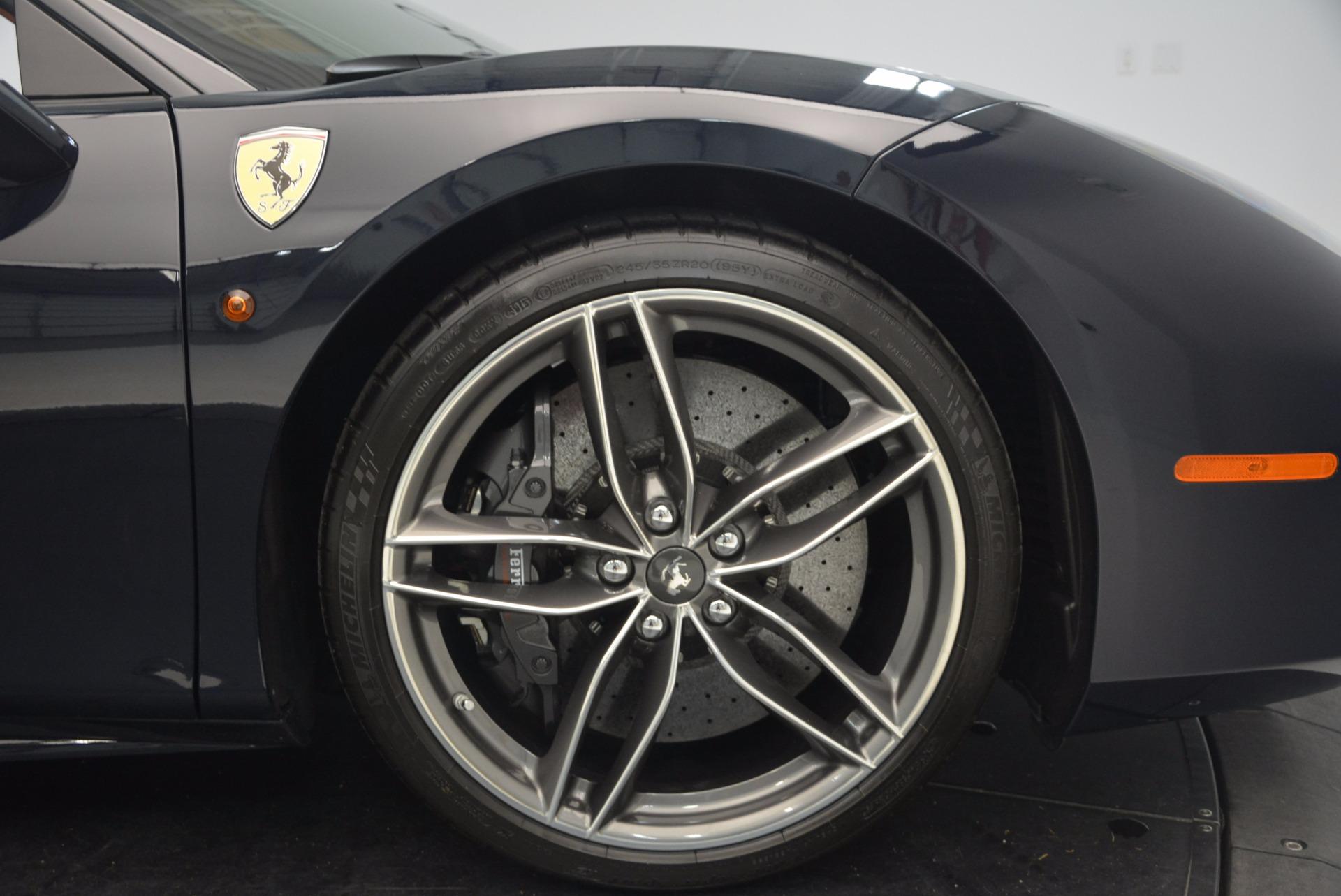 Used 2016 Ferrari 488 GTB    Greenwich, CT