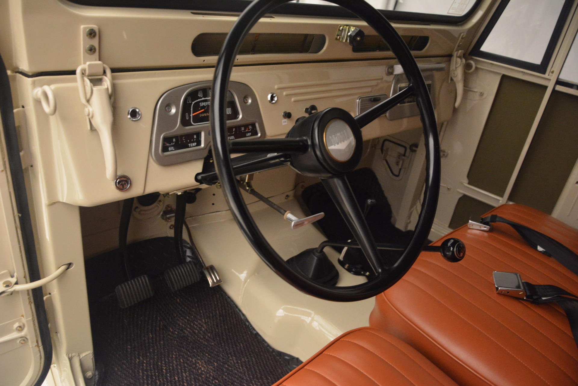 Used 1966 Toyota FJ40 Land Cruiser Land Cruiser | Greenwich, CT