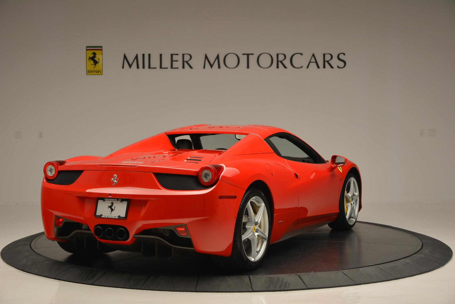 Used 2014 Ferrari 458 Spider    Greenwich, CT
