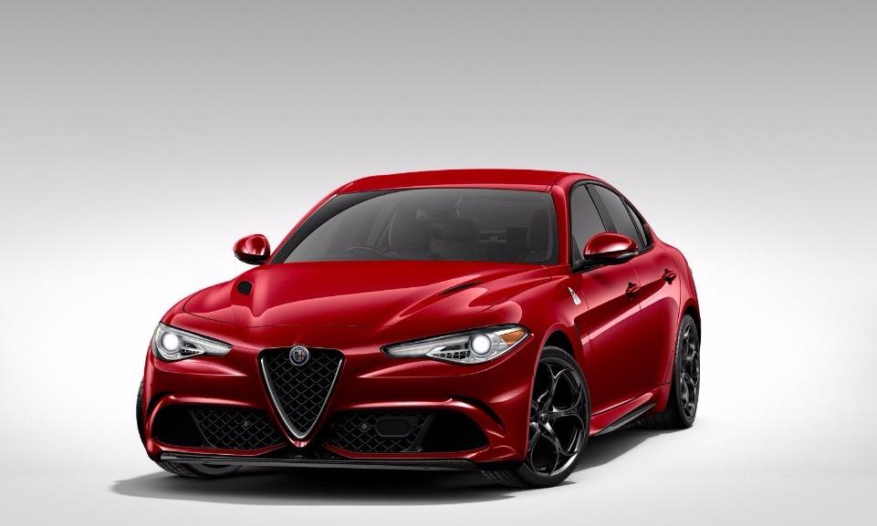 New 2017 Alfa Romeo Giulia Quadrifoglio Quadrifoglio   Greenwich, CT