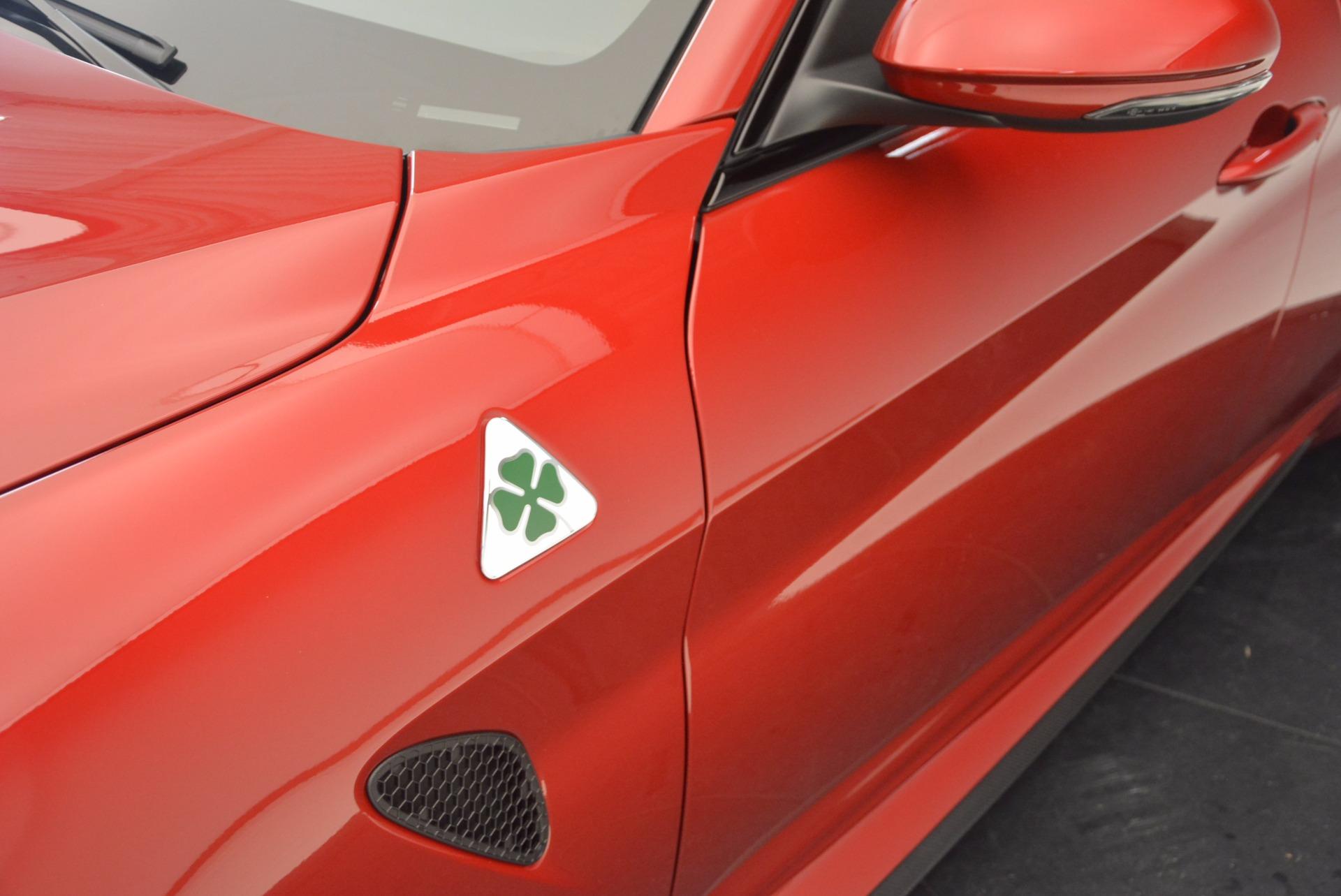 New 2017 Alfa Romeo Giulia Quadrifoglio Quadrifoglio | Greenwich, CT