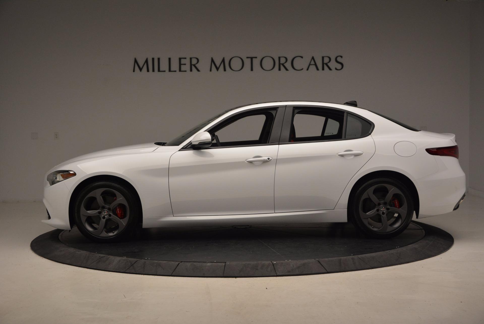 New 2017 Alfa Romeo Giulia Q4   Greenwich, CT