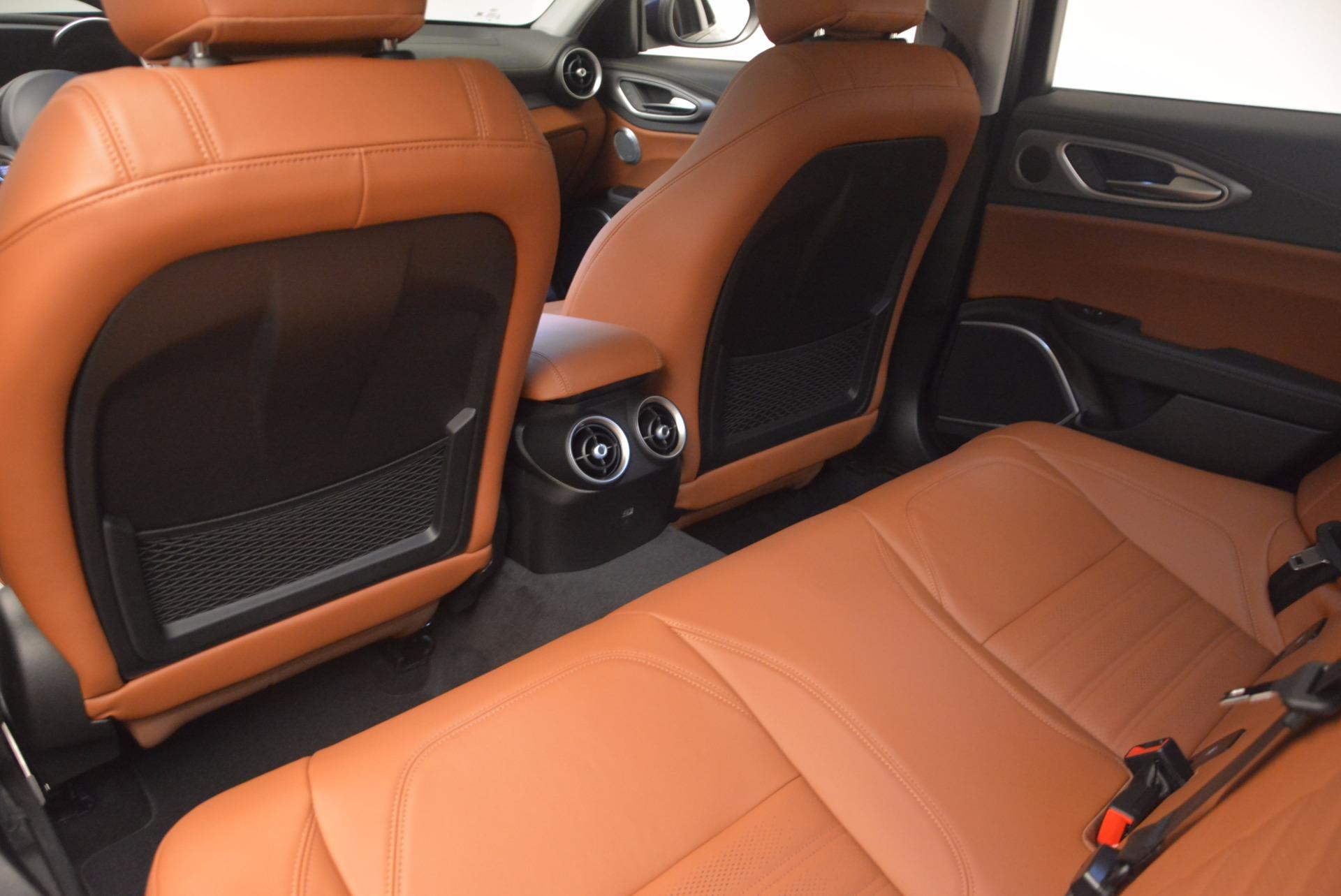 New 2017 Alfa Romeo Giulia Ti Q4   Greenwich, CT