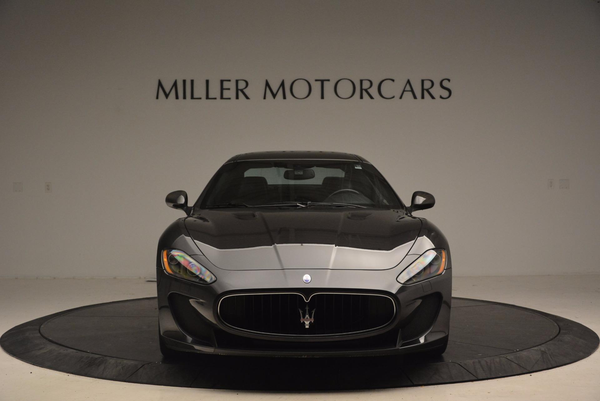 Used 2012 Maserati GranTurismo MC | Greenwich, CT