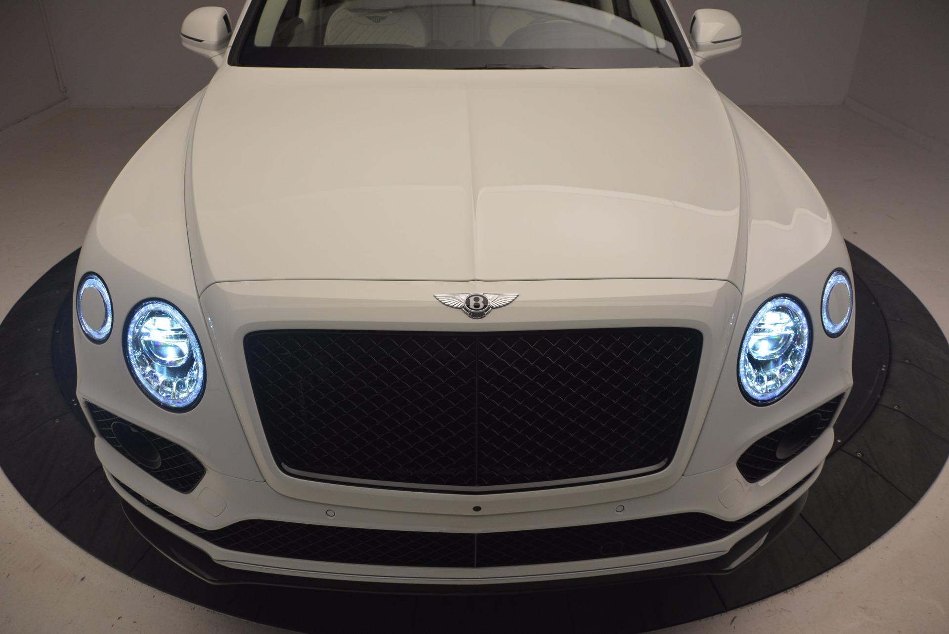 New 2018 Bentley Bentayga Black Edition   Greenwich, CT