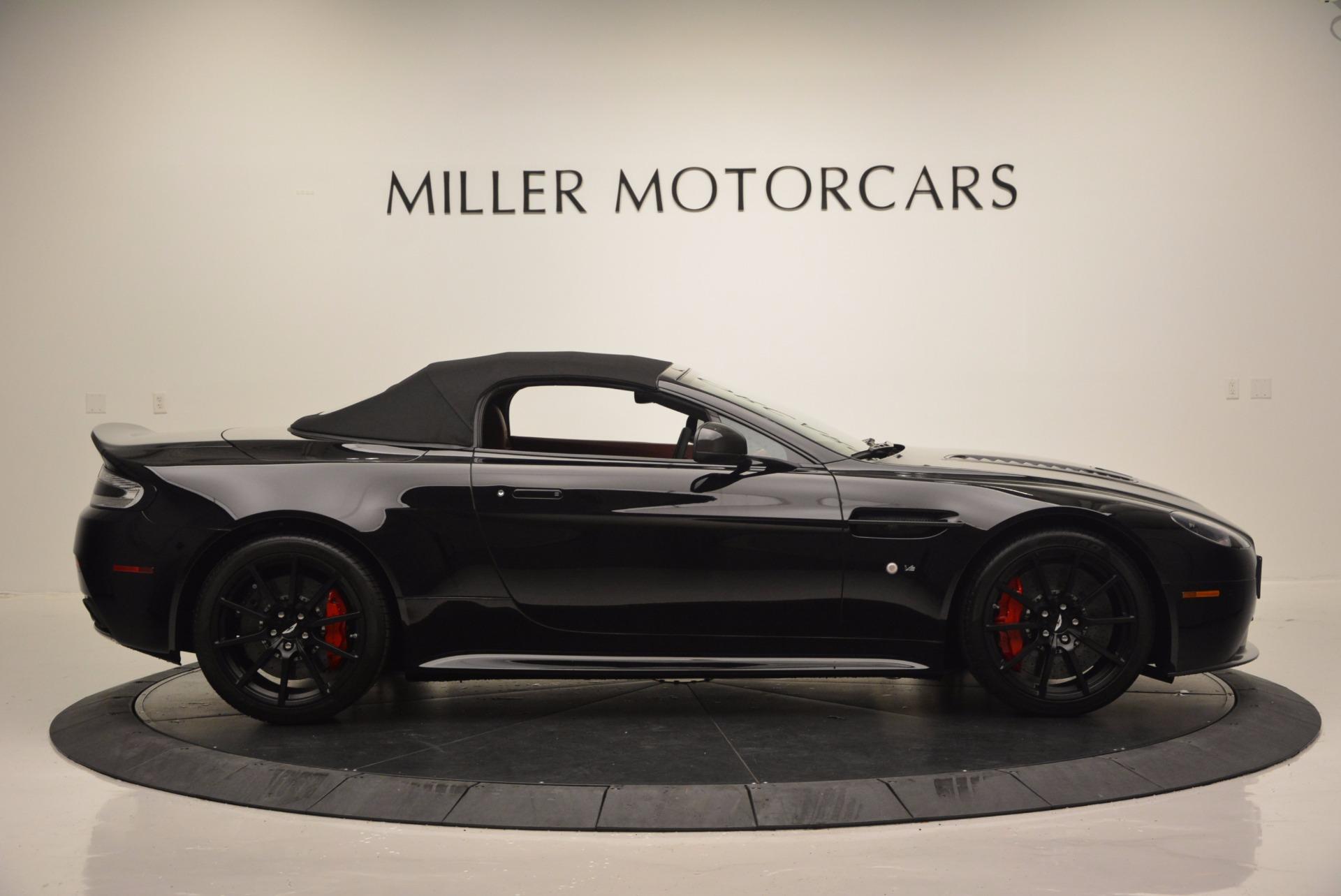 Used 2015 Aston Martin V12 Vantage S Roadster | Greenwich, CT