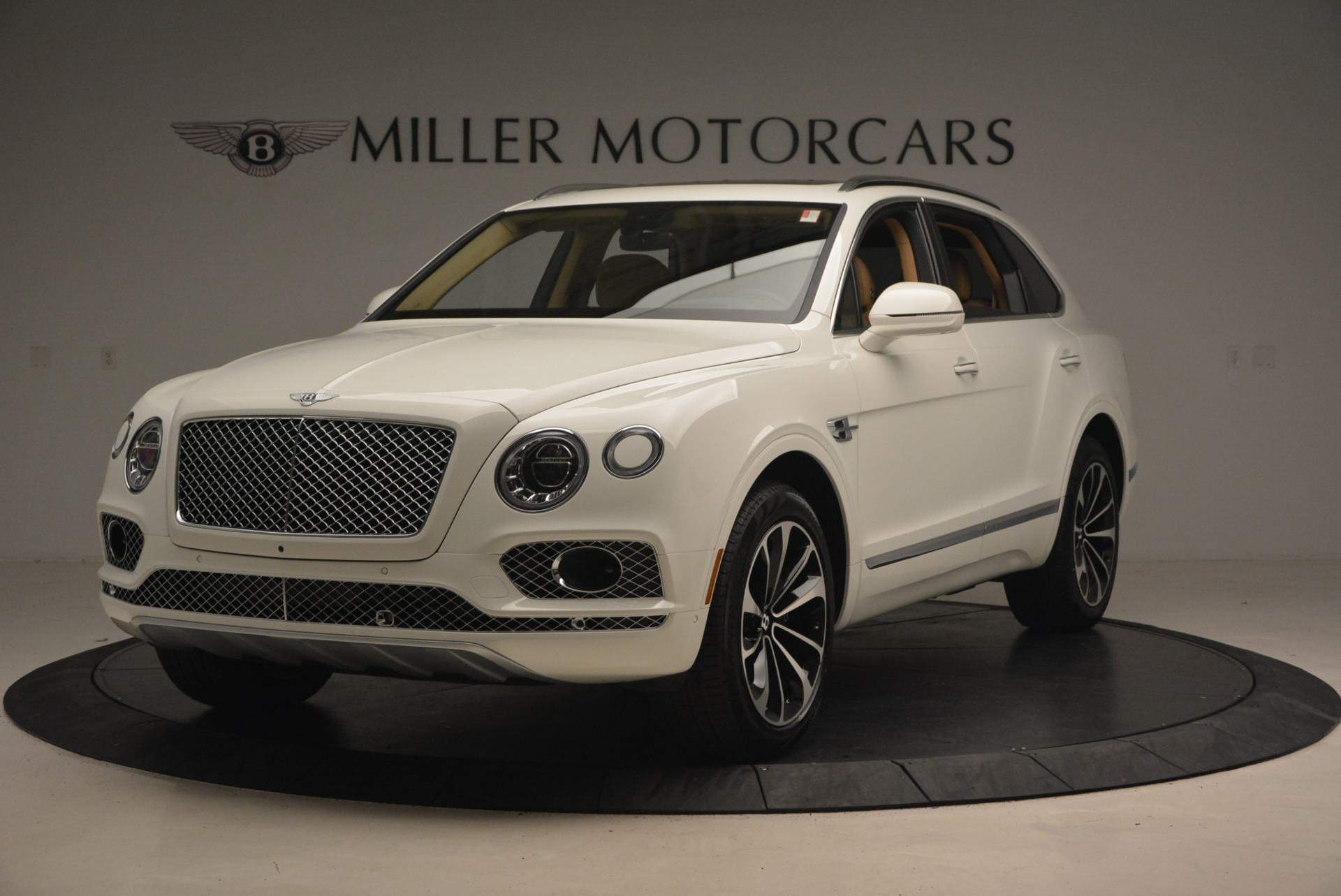 New 2018 Bentley Bentayga W12 Signature | Greenwich, CT