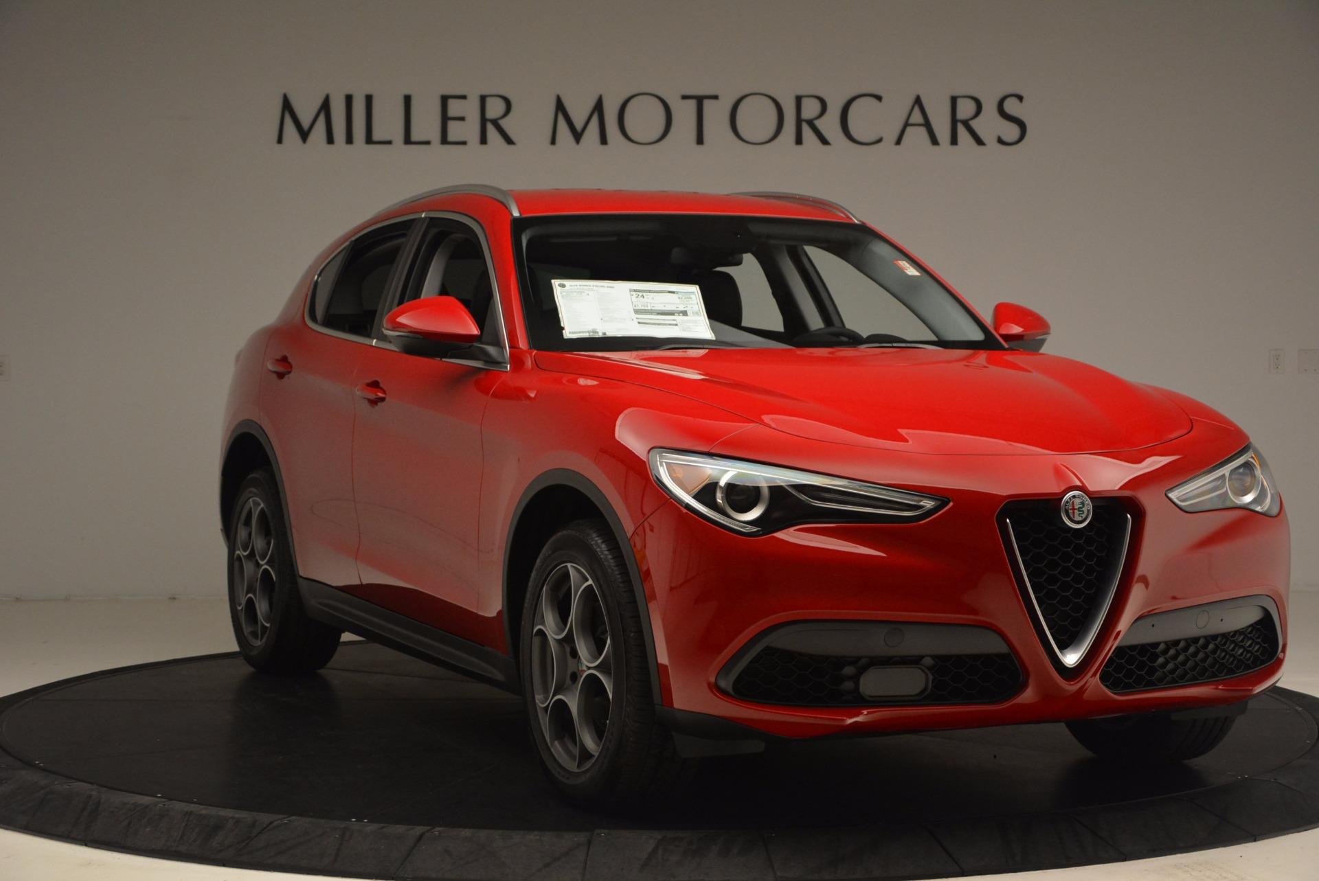 New 2018 Alfa Romeo Stelvio  | Greenwich, CT