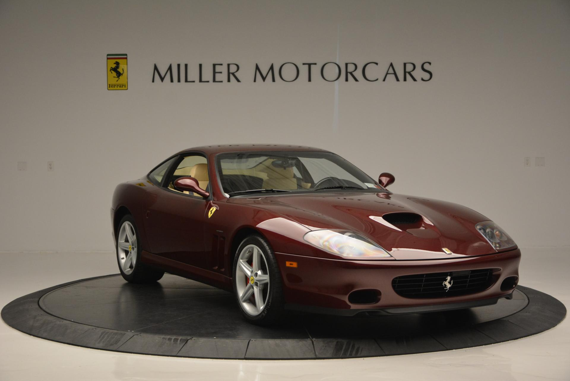 Used 2003 Ferrari 575M Maranello 6-Speed Manual | Greenwich, CT