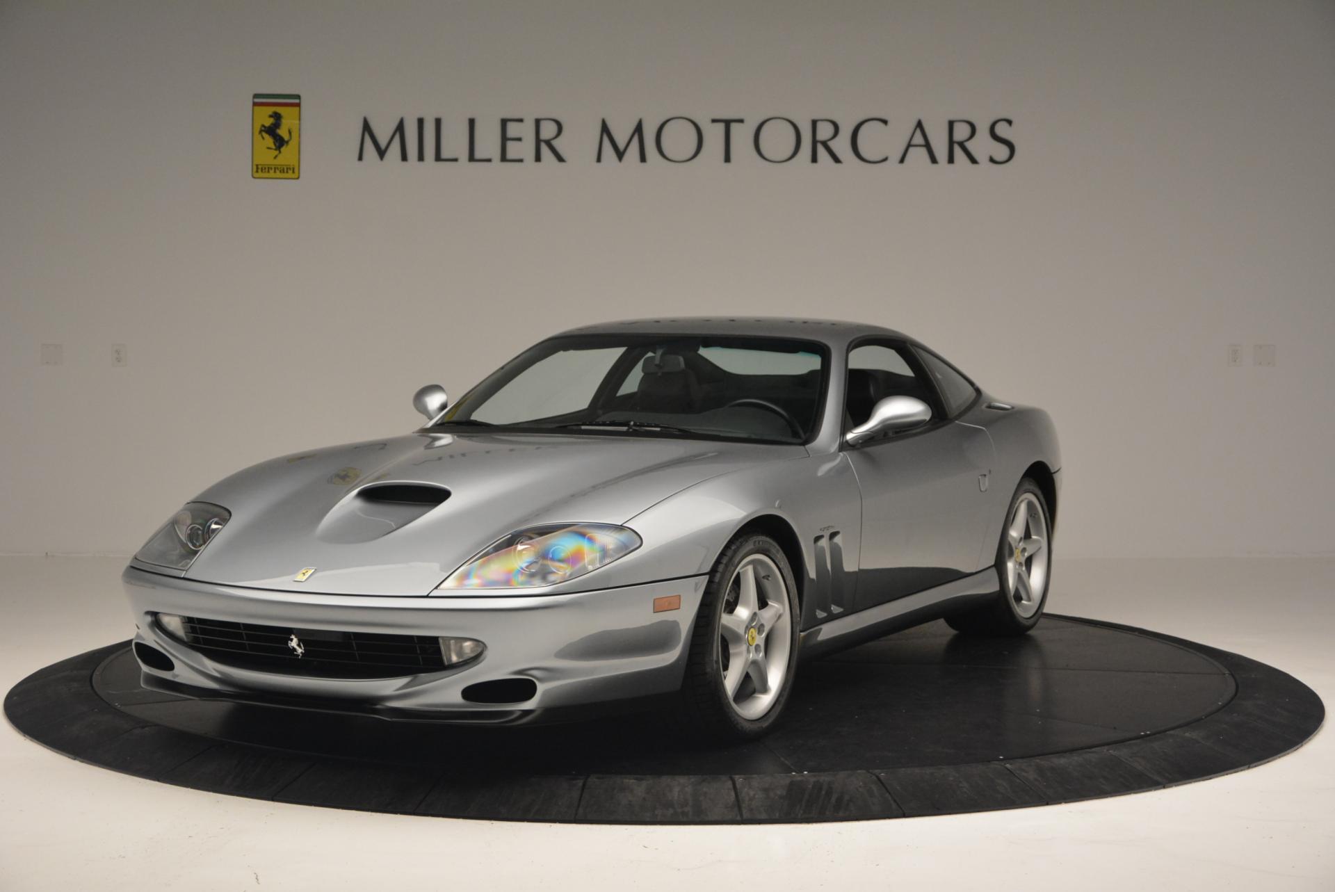 Used 1997 Ferrari 550 Maranello  | Greenwich, CT
