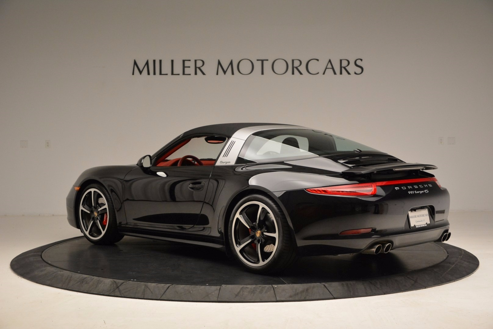 Used 2015 Porsche 911 Targa 4S | Greenwich, CT