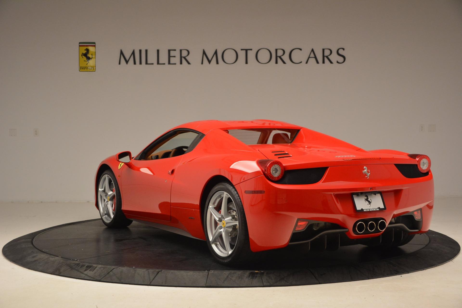 Used 2012 Ferrari 458 Spider  | Greenwich, CT