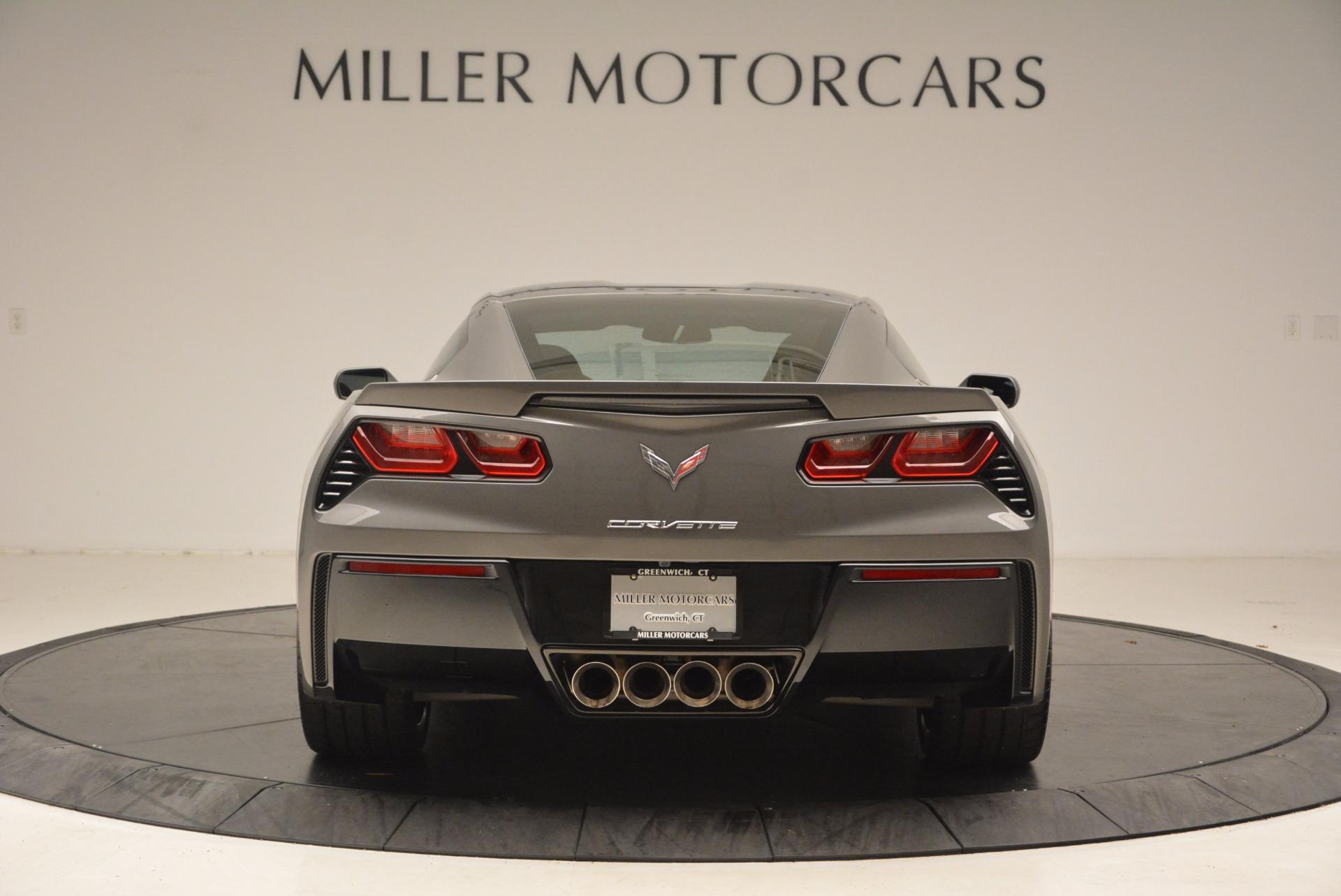 Used 2015 Chevrolet Corvette Stingray Z51 | Greenwich, CT