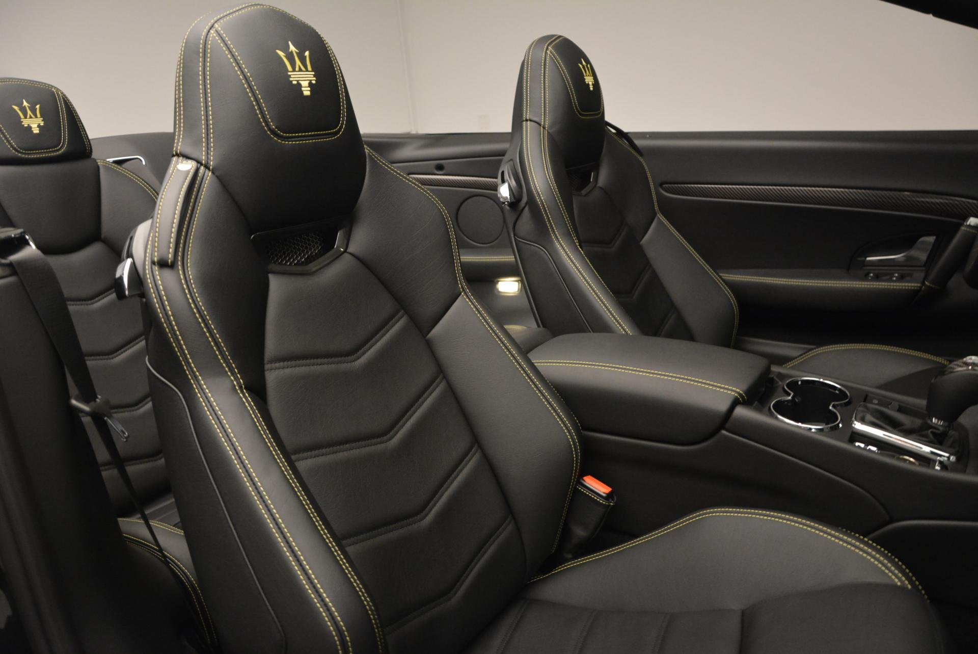 New 2017 Maserati GranTurismo Convertible Sport   Greenwich, CT