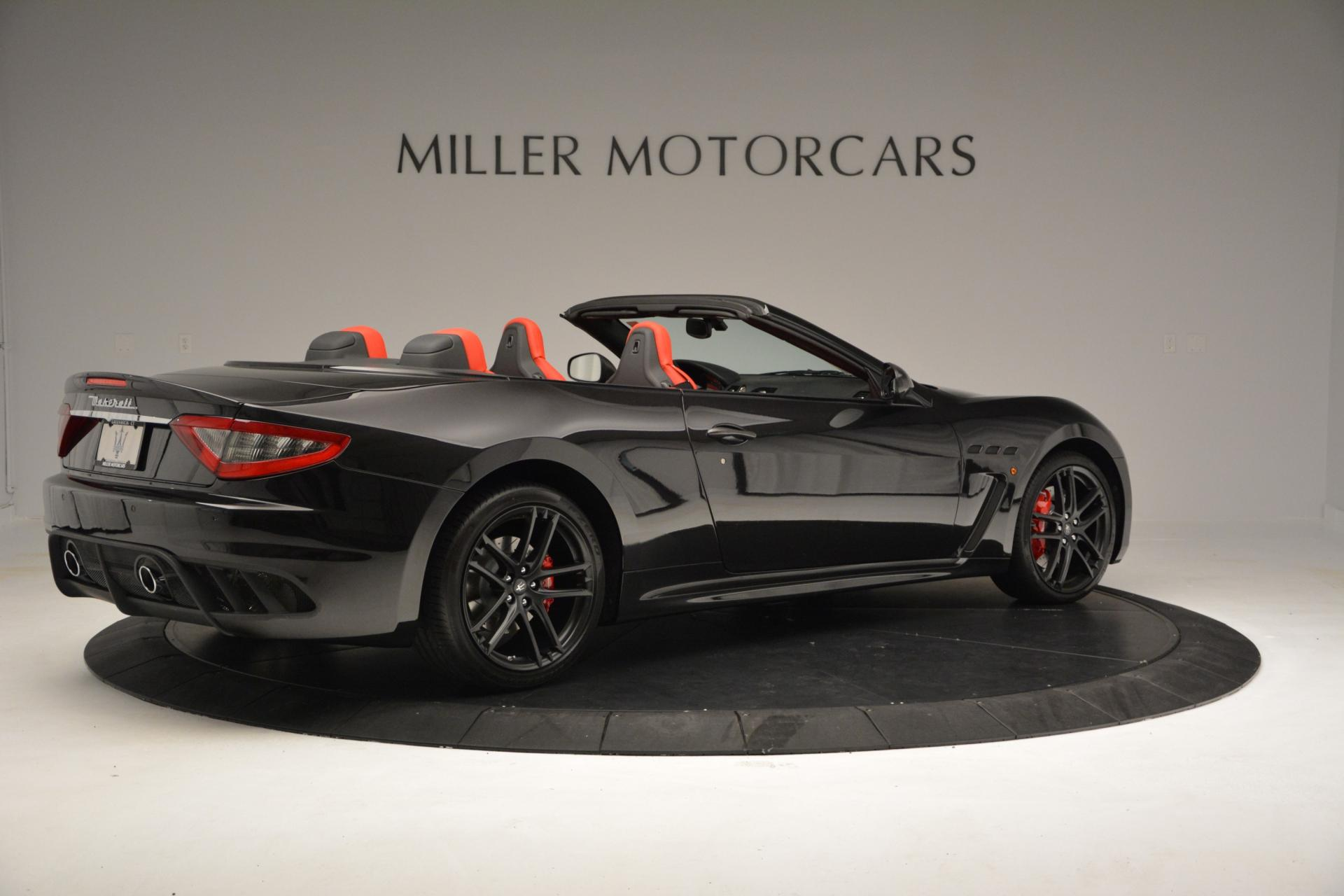 New 2016 Maserati GranTurismo Convertible MC | Greenwich, CT