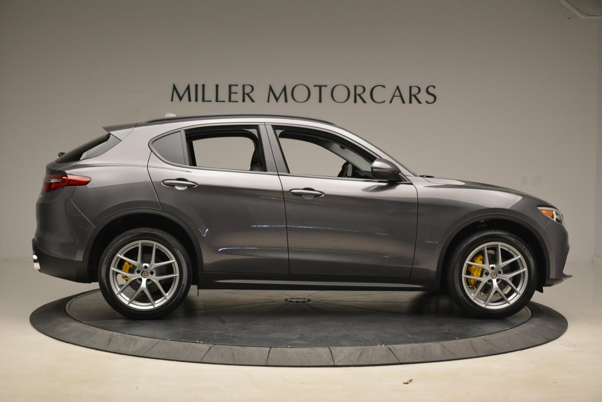 New 2018 Alfa Romeo Stelvio Sport Q4 | Greenwich, CT