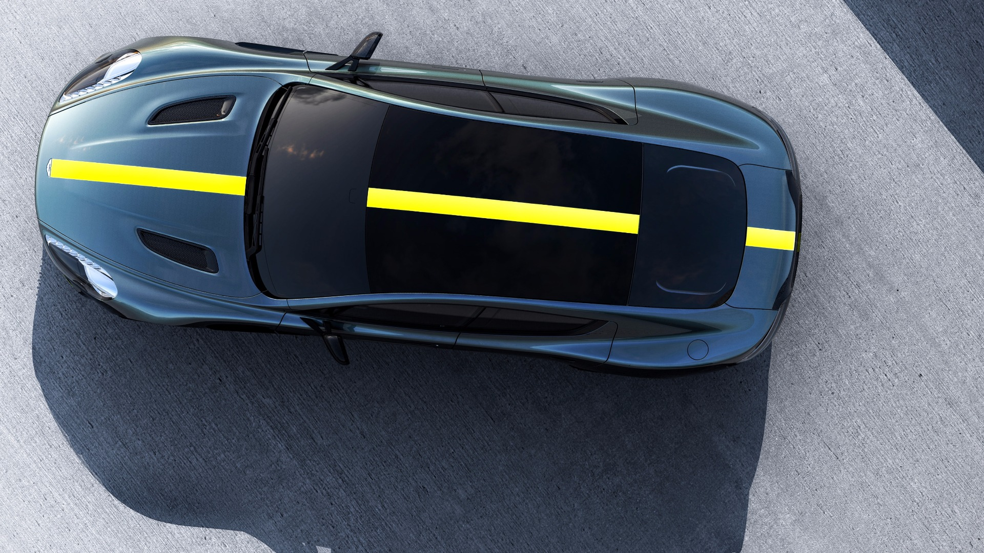 New 2019 Aston Martin Rapide AMR Shadow Edition | Greenwich, CT