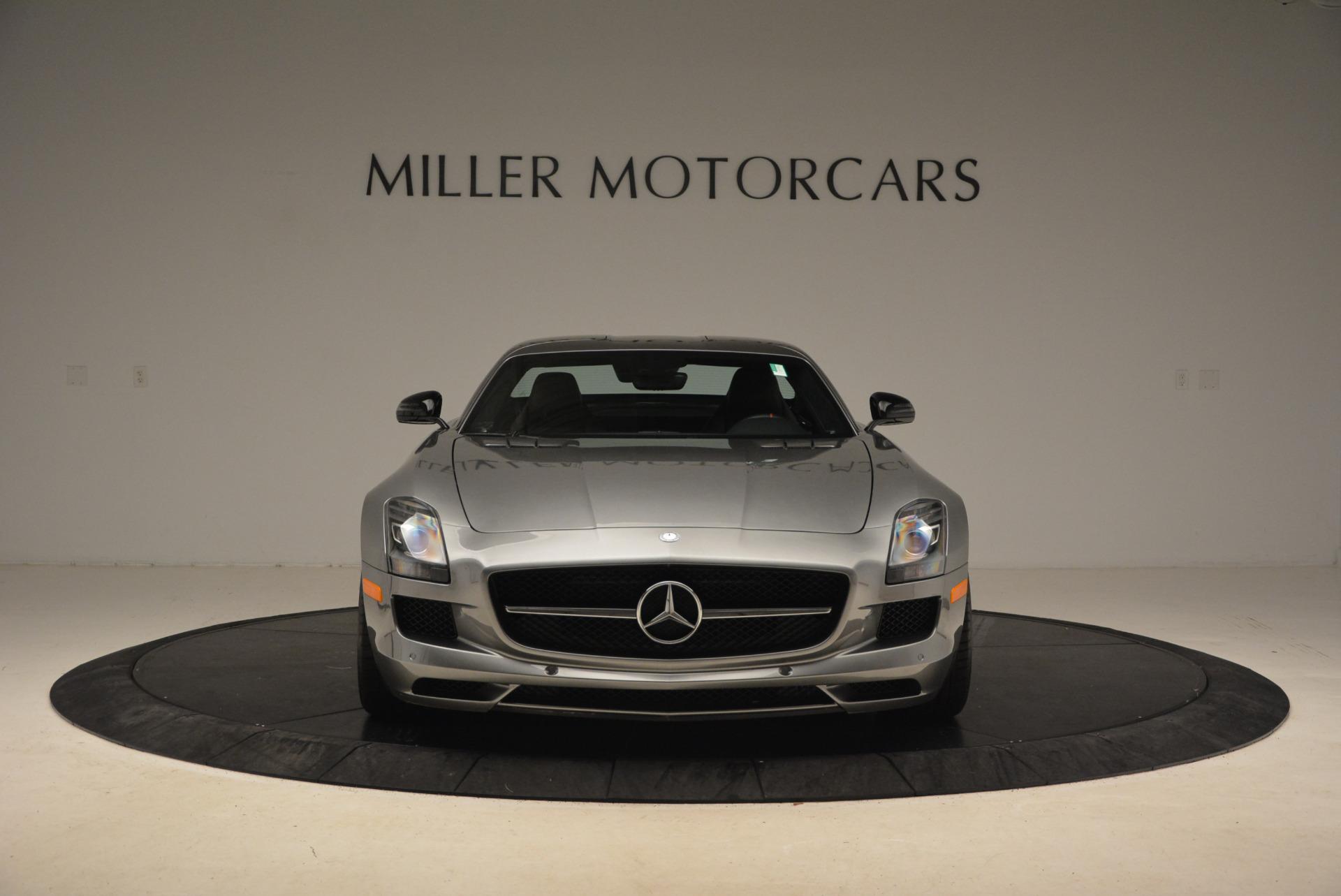 Used 2014 Mercedes-Benz SLS AMG GT | Greenwich, CT