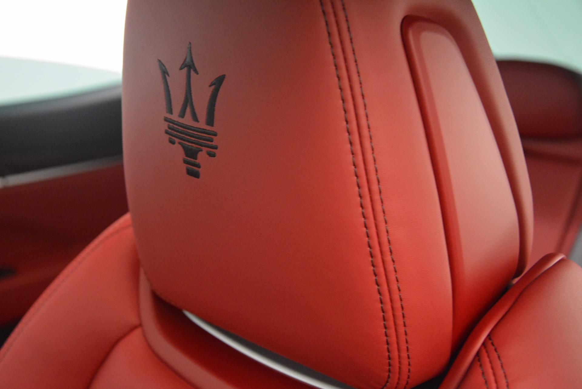 New 2018 Maserati Levante Q4 GranSport | Greenwich, CT