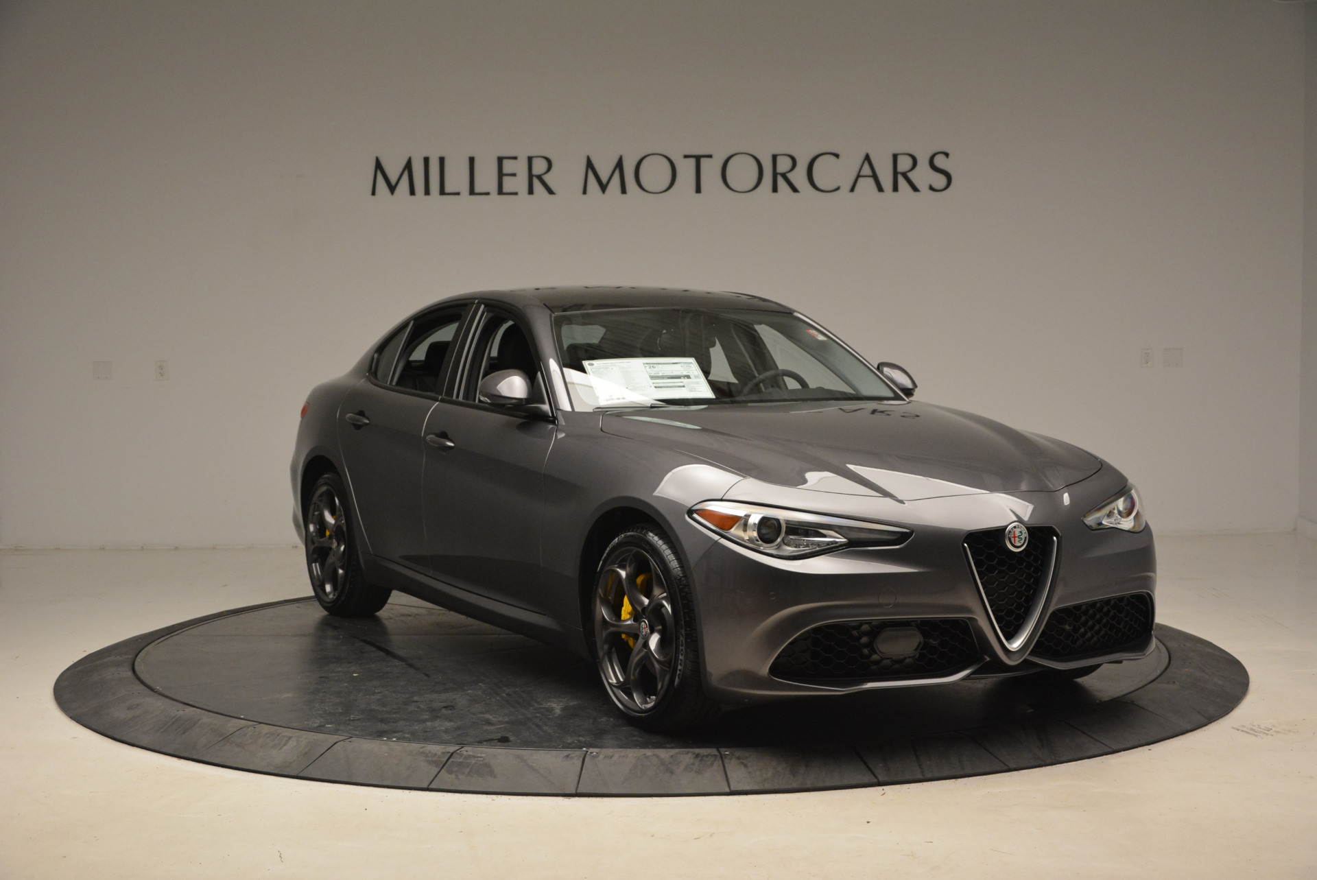 New 2018 Alfa Romeo Giulia Ti Sport Q4   Greenwich, CT