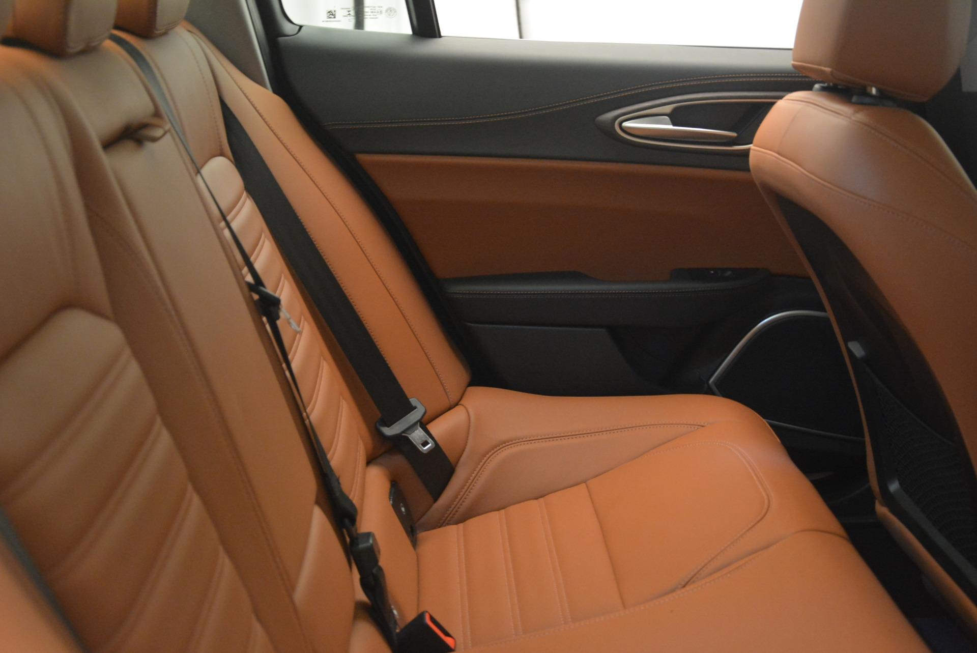 New 2018 Alfa Romeo Giulia Ti Lusso Q4 | Greenwich, CT