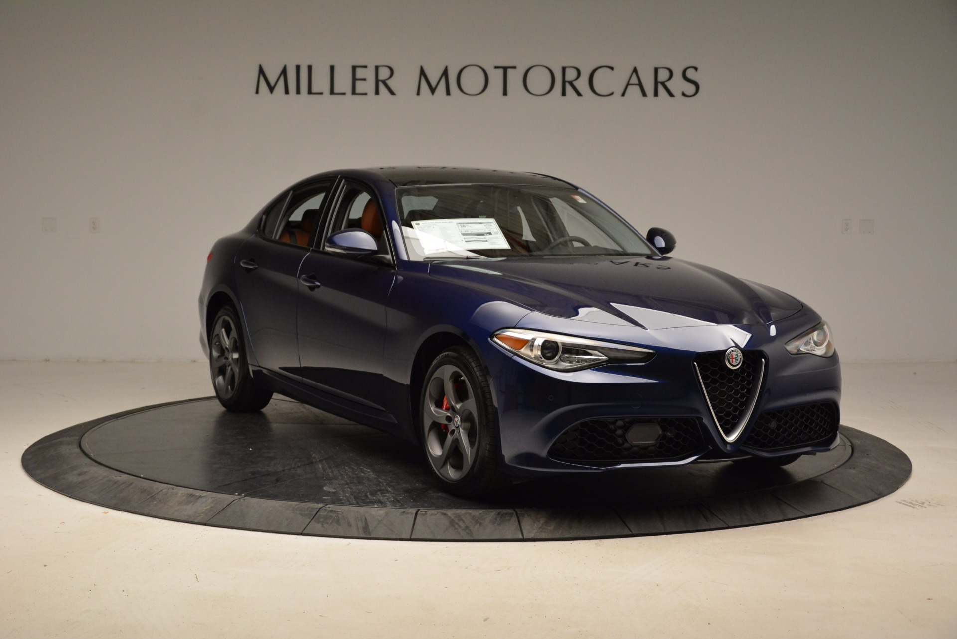 New 2018 Alfa Romeo Giulia Sport Q4   Greenwich, CT