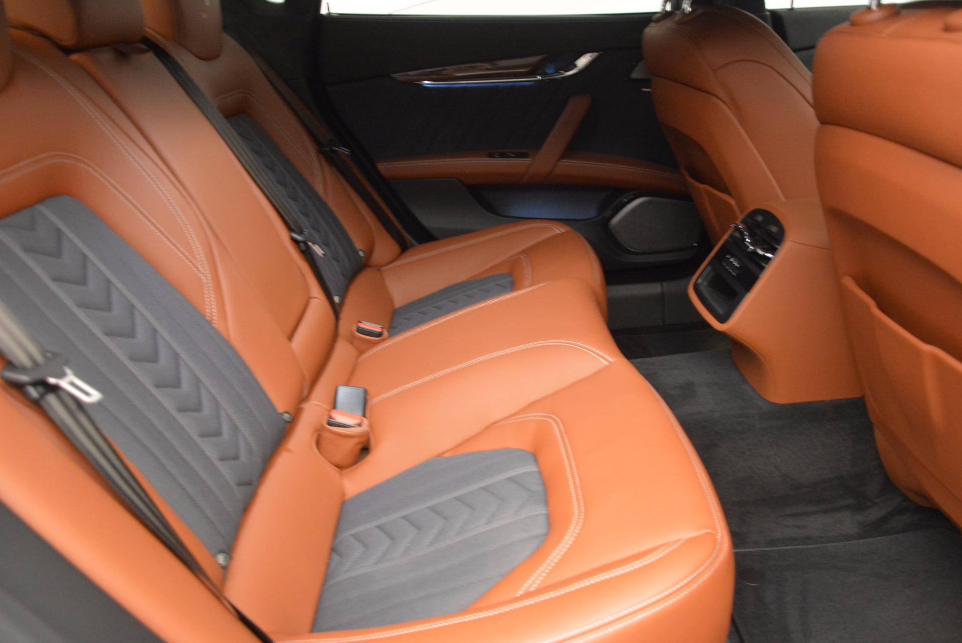 New 2018 Maserati Quattroporte S Q4 GranLusso   Greenwich, CT