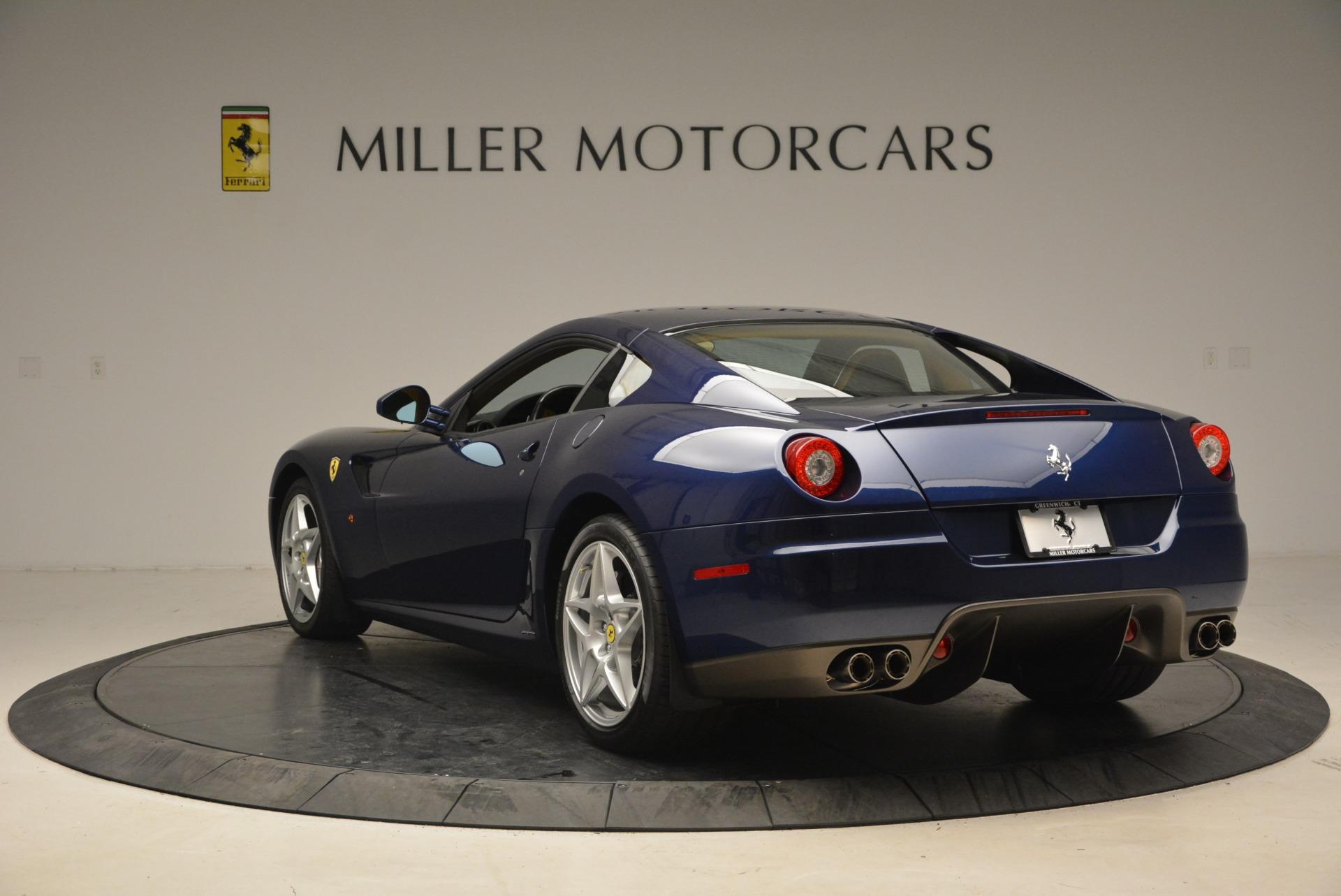 Used 2007 Ferrari 599 GTB Fiorano GTB Fiorano F1   Greenwich, CT