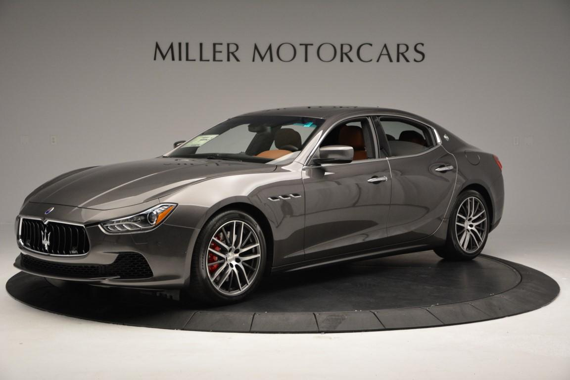 Used 2016 Maserati Ghibli S Q4 | Greenwich, CT