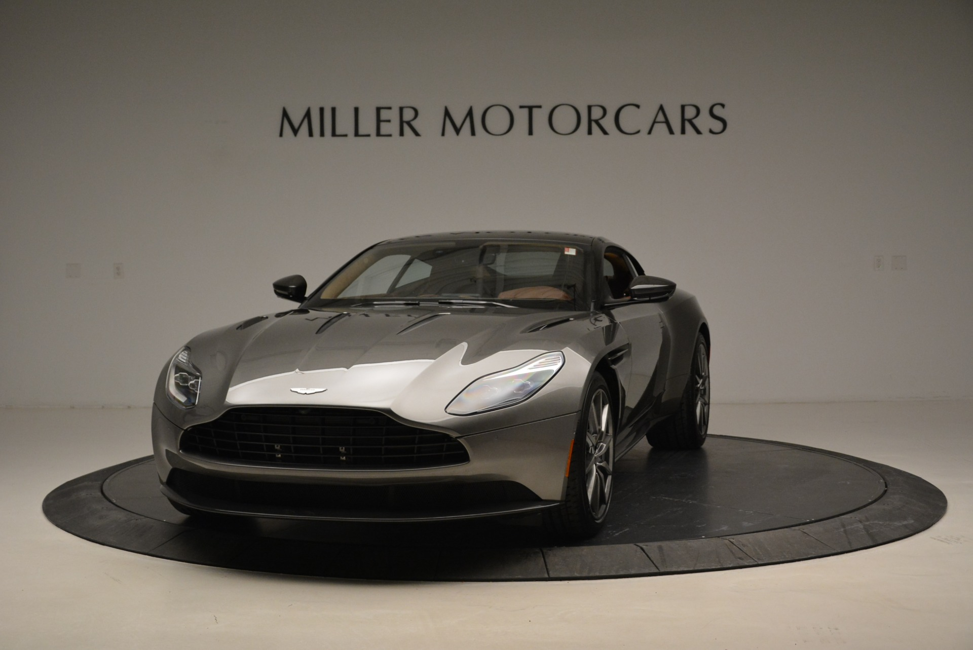 2018 Aston Martin Db11 V12 Stock A1271 For Sale Near Greenwich Ct