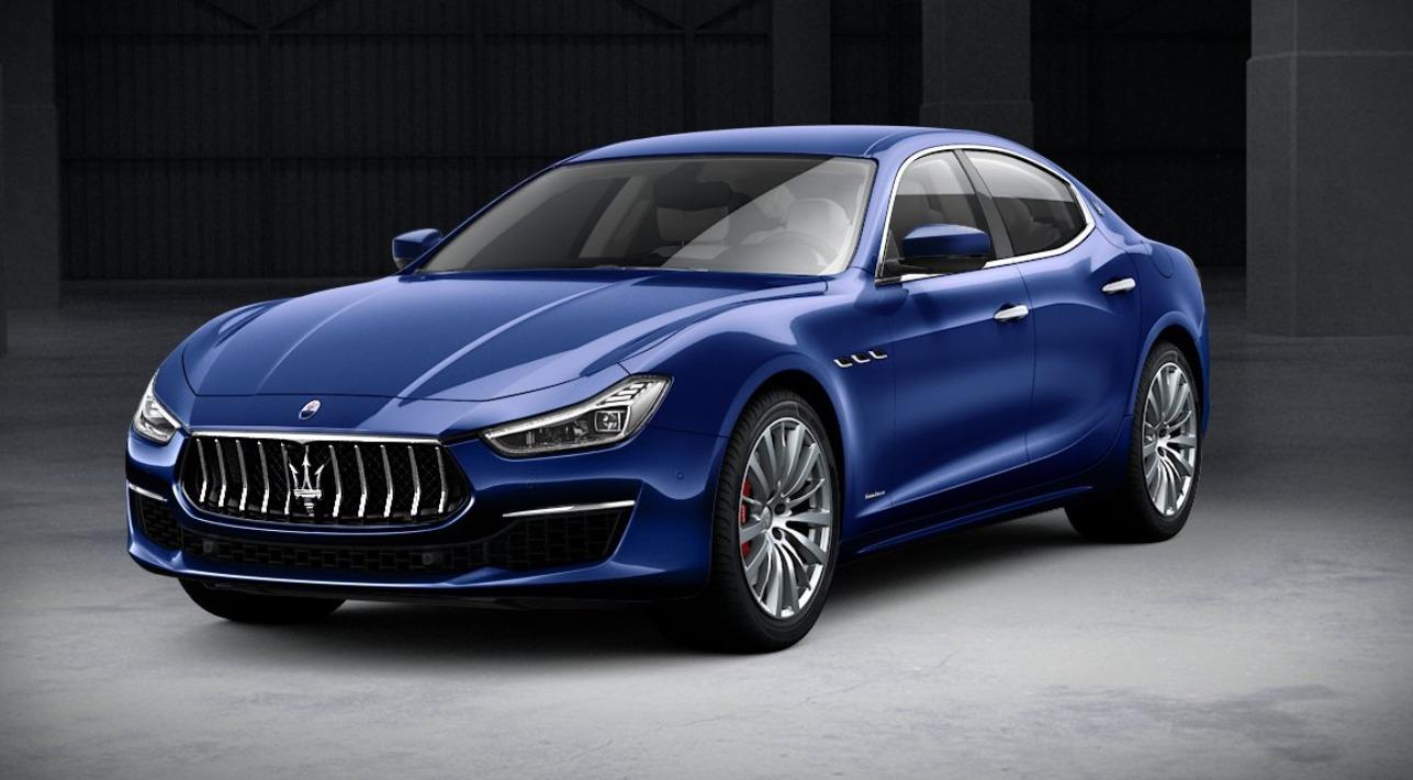 New 2018 Maserati Ghibli S Q4 GranLusso   Greenwich, CT