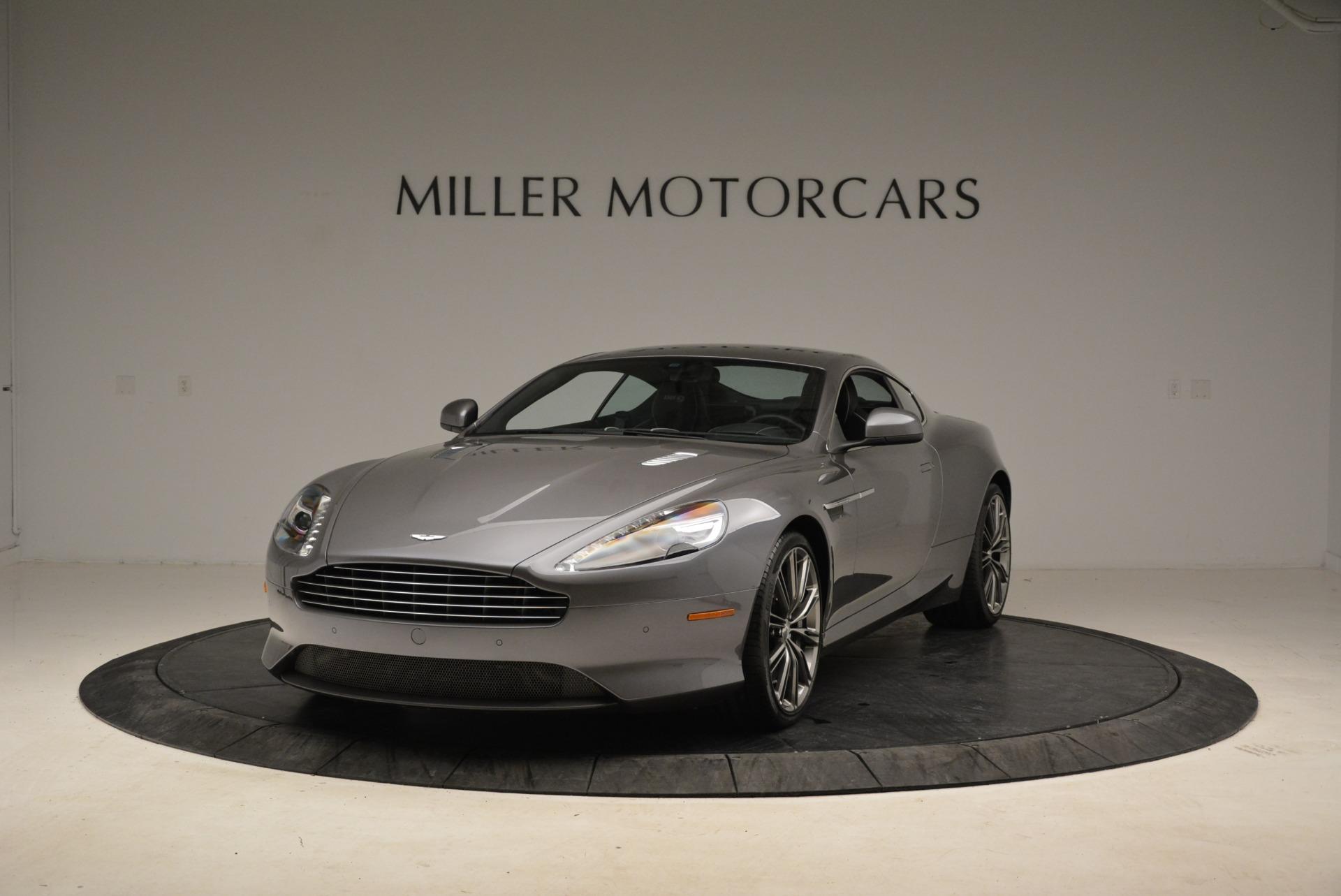 Used 2015 Aston Martin DB9  | Greenwich, CT