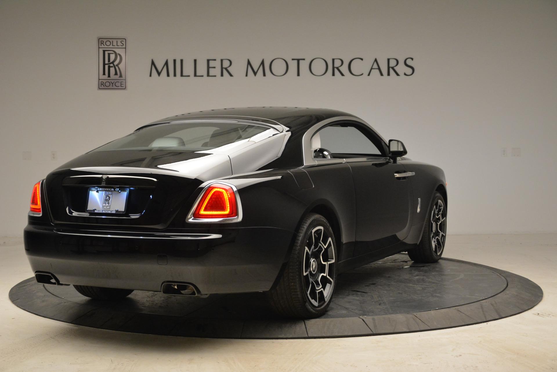 Used 2017 Rolls-Royce Wraith Black Badge | Greenwich, CT