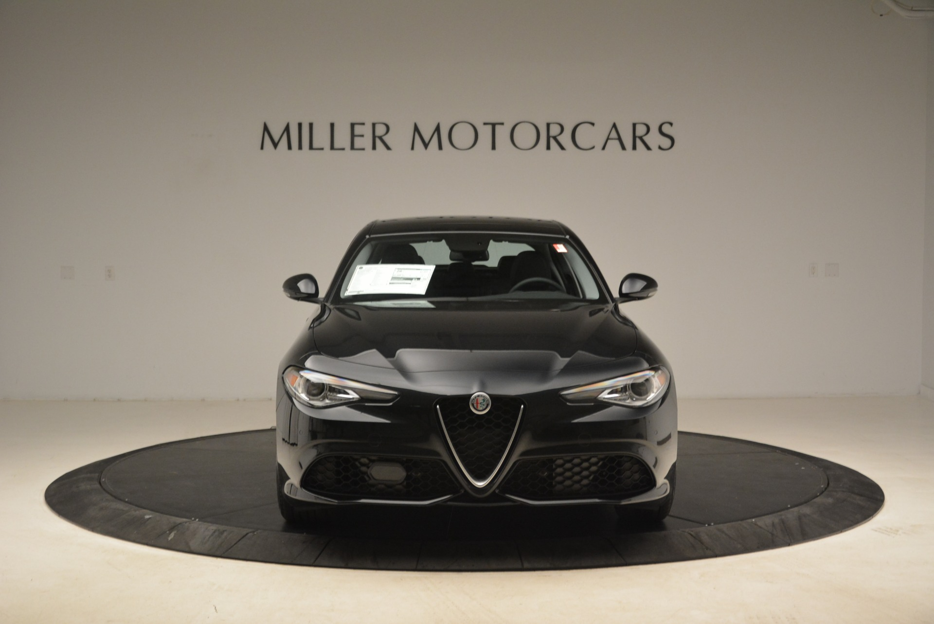 New 2018 Alfa Romeo Giulia Ti Sport Q4 | Greenwich, CT