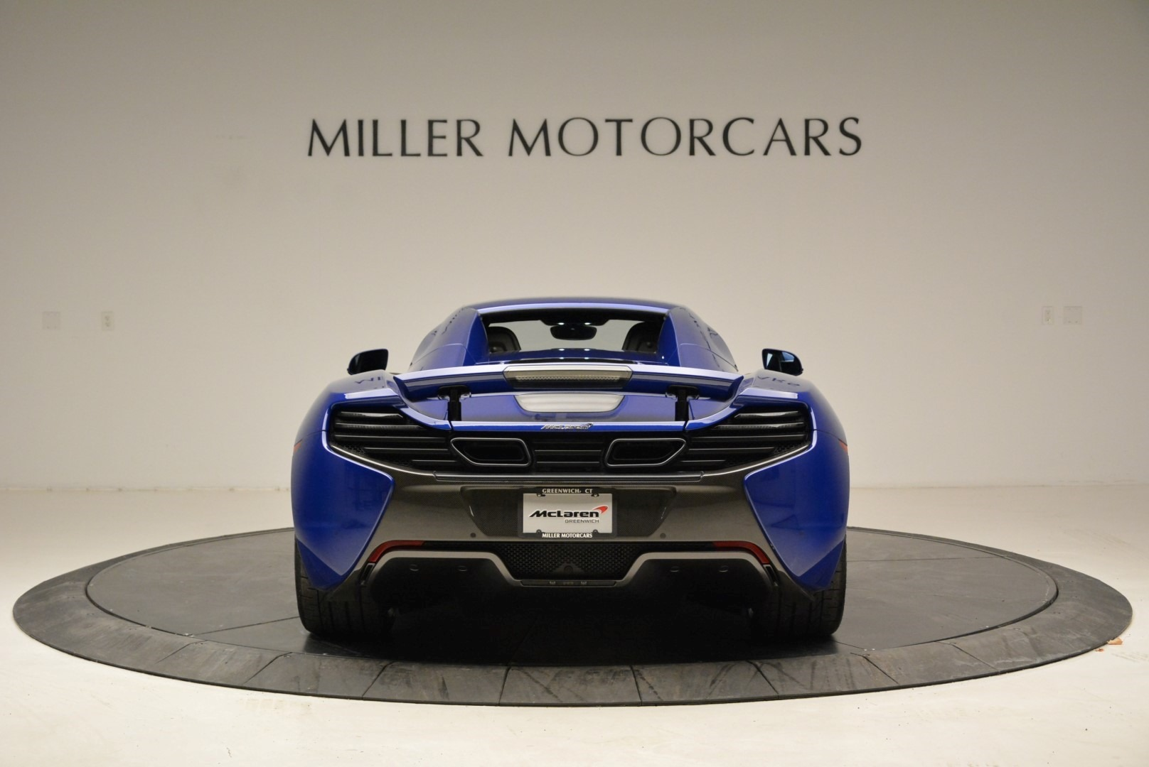 Used 2016 McLaren 650S Spider | Greenwich, CT