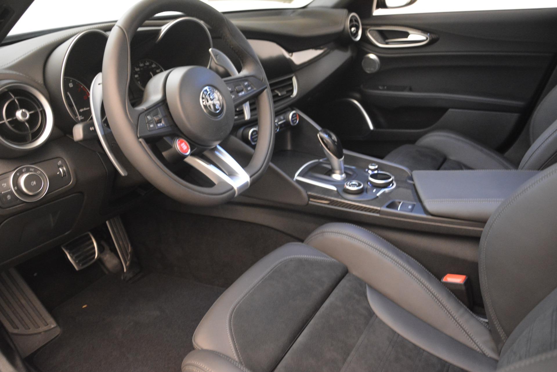 New 2018 Alfa Romeo Giulia Quadrifoglio   Greenwich, CT