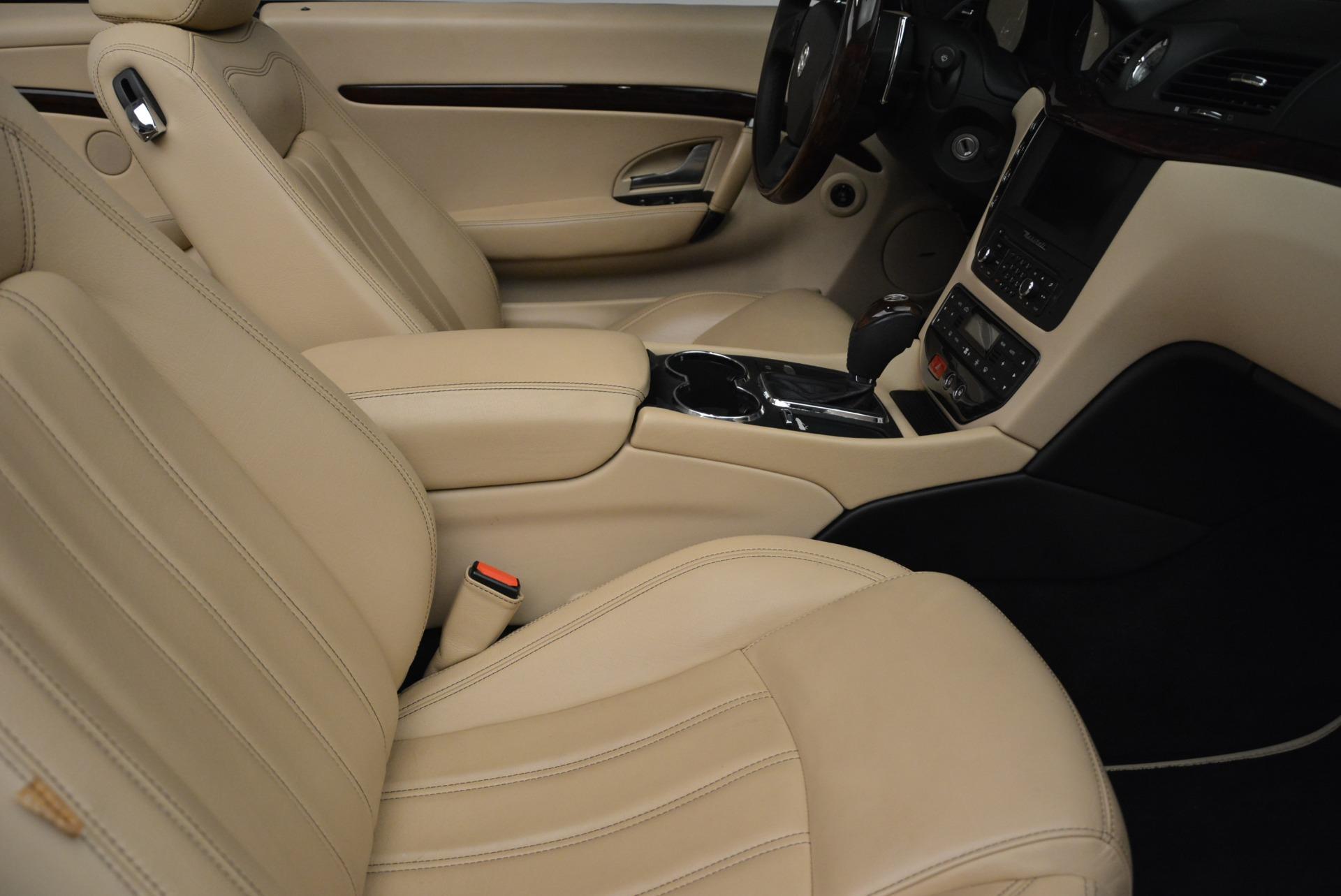 Used 2013 Maserati GranTurismo Convertible    Greenwich, CT