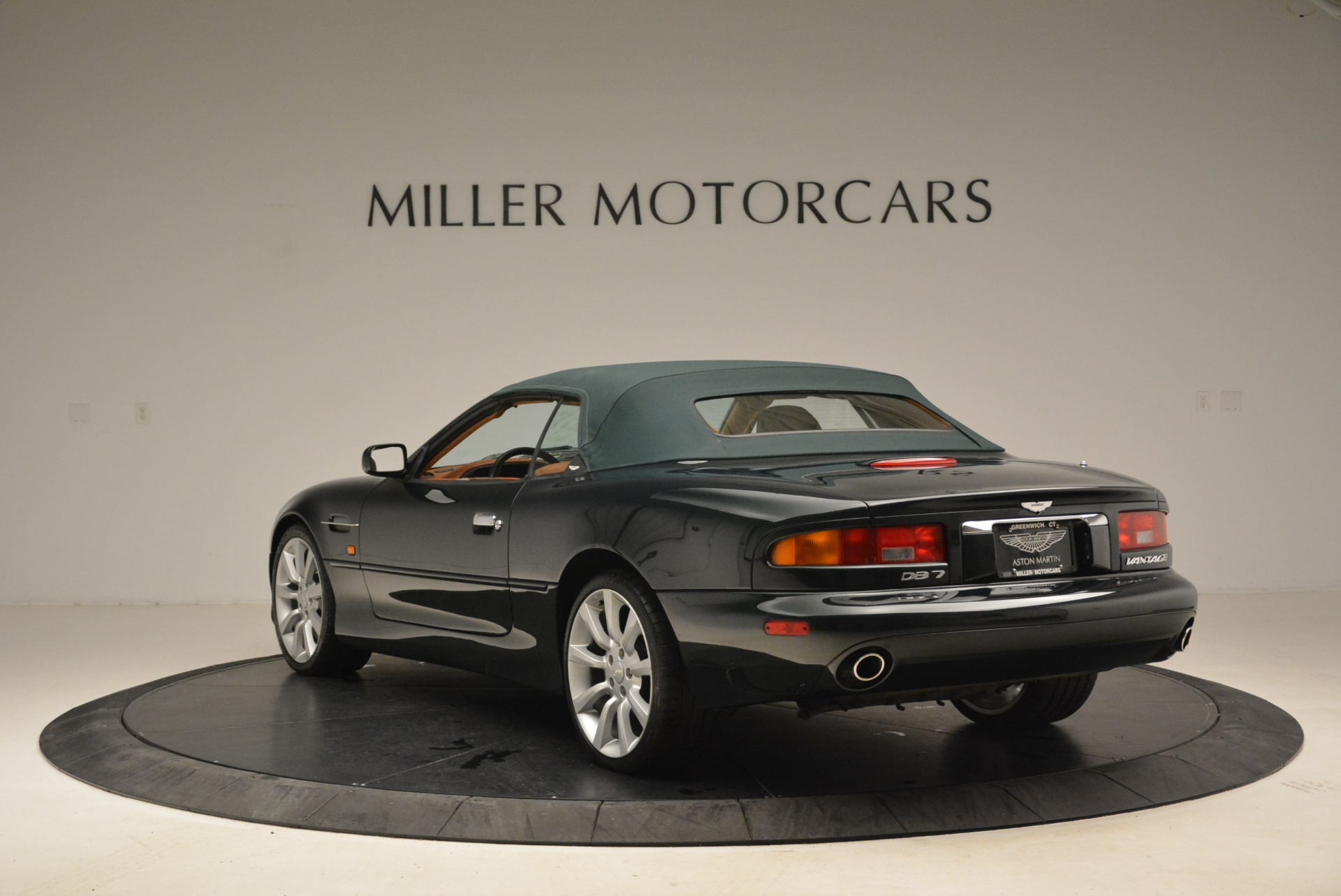 Used 2003 Aston Martin DB7 Vantage Volante | Greenwich, CT