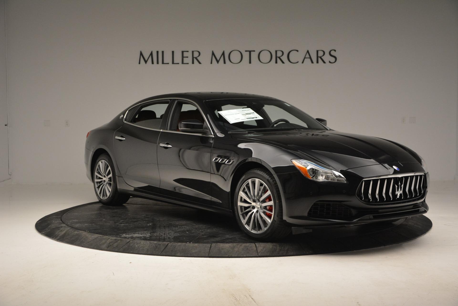 New 2018 Maserati Quattroporte S Q4 | Greenwich, CT
