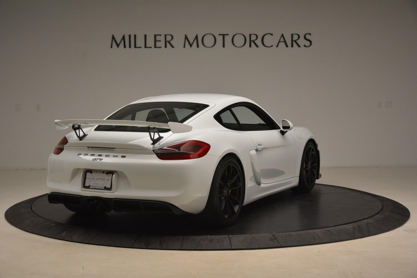 Used 2016 Porsche Cayman GT4   Greenwich, CT