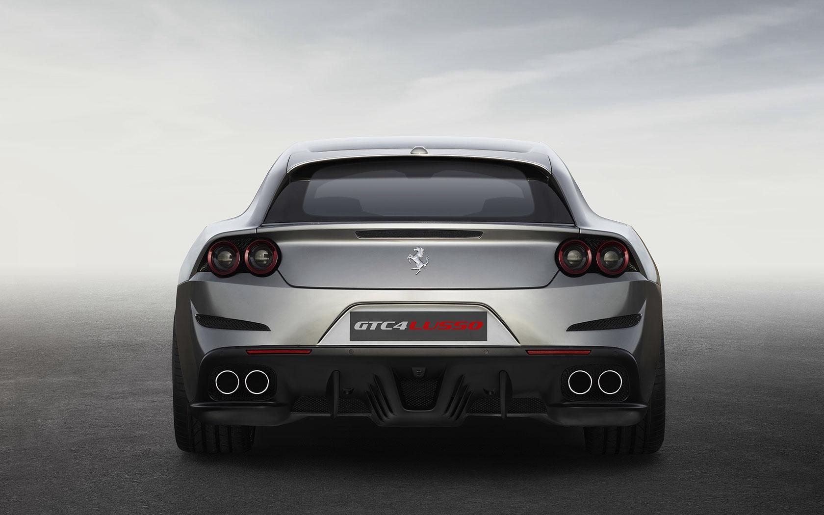 New 2019 Ferrari GTC4LUSSO  | Greenwich, CT