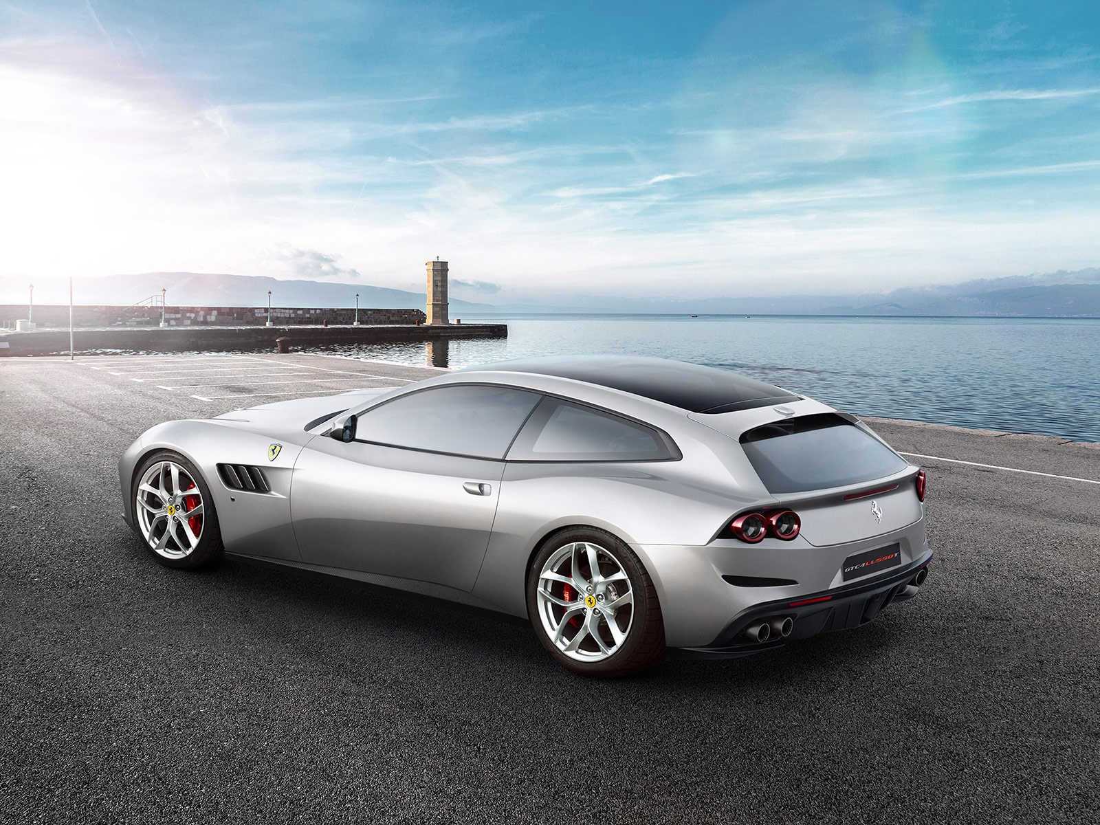 New 2019 Ferrari GTC4LUSSO T  | Greenwich, CT