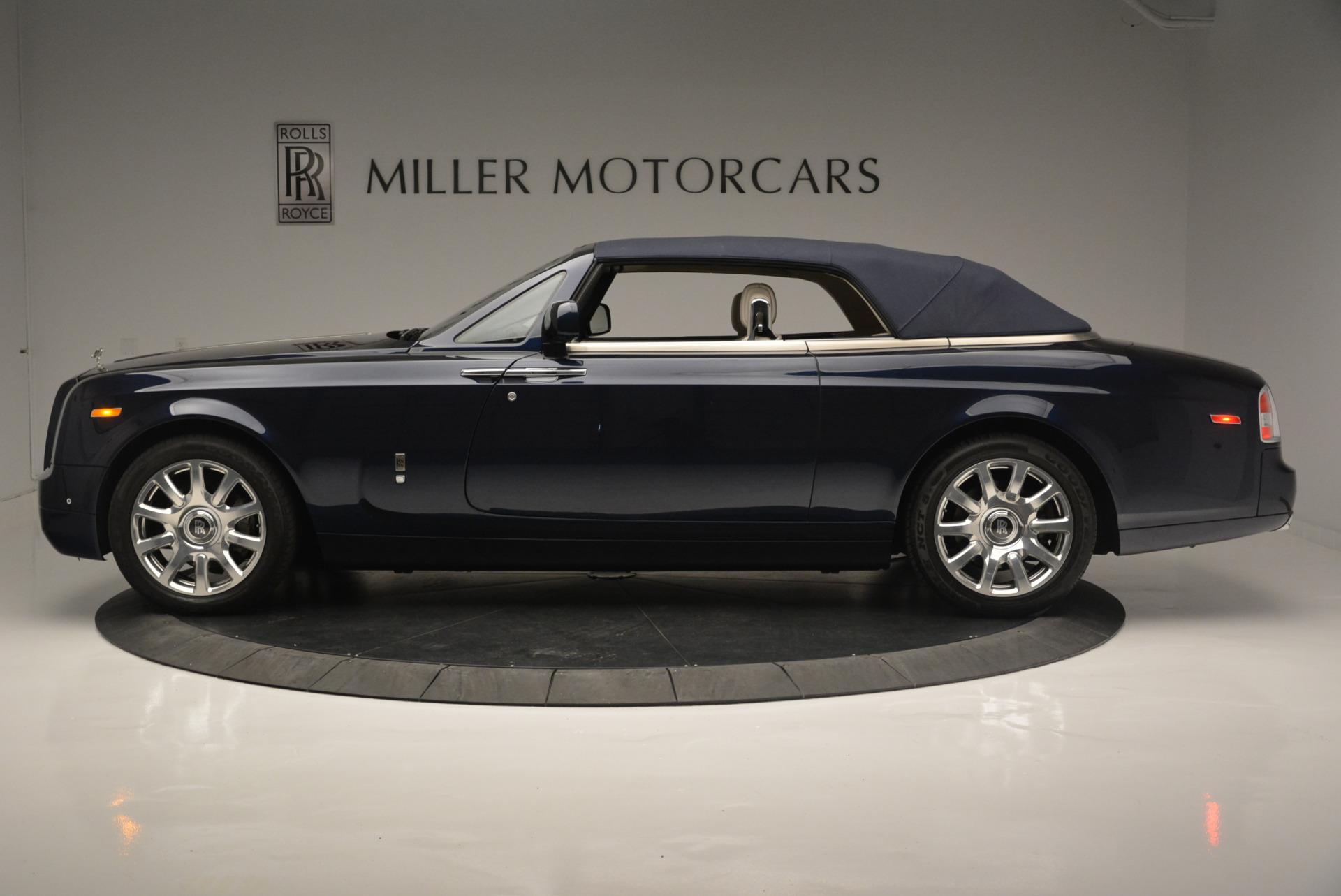 Used 2014 Rolls-Royce Phantom Drophead Coupe  | Greenwich, CT