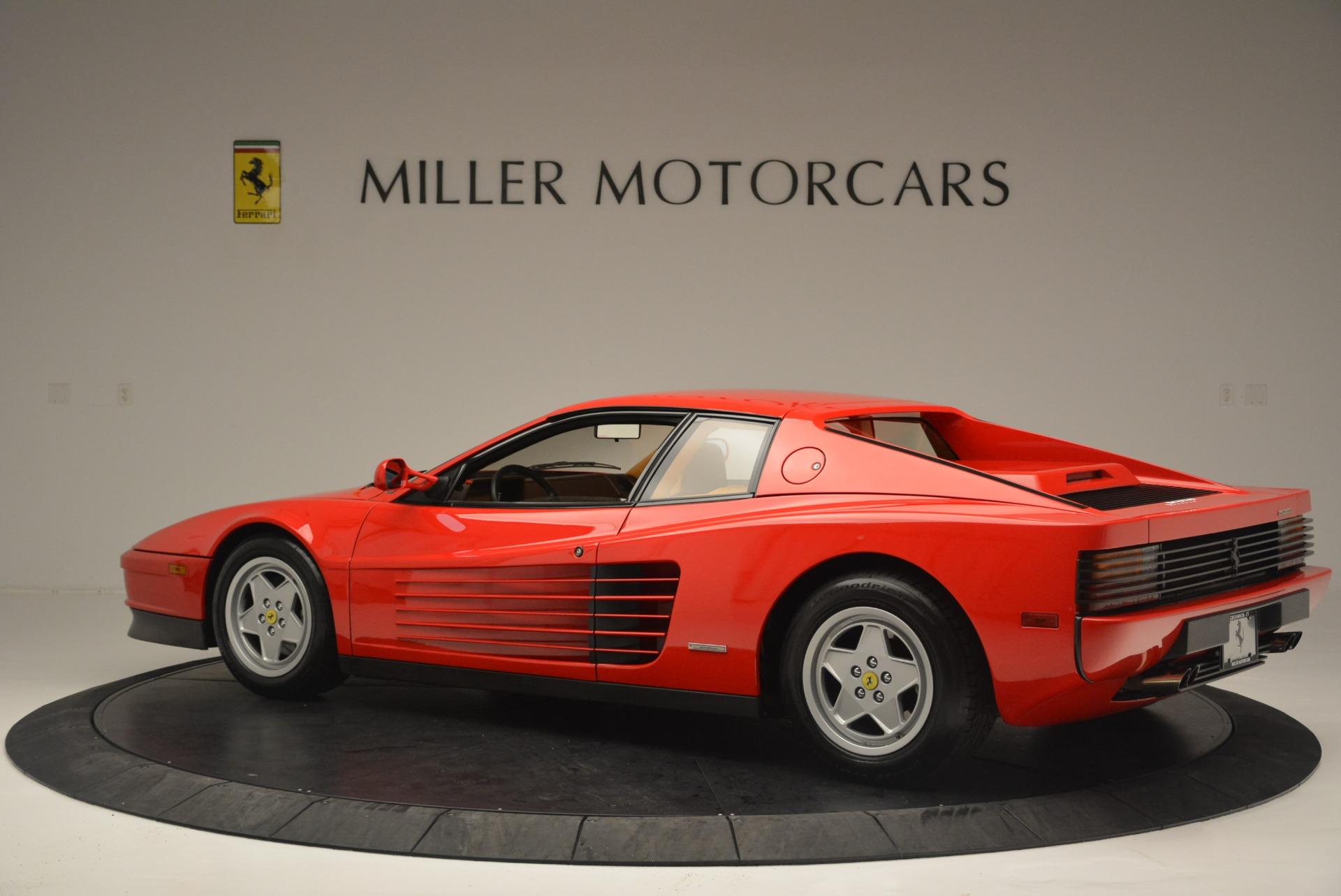 Used 1990 Ferrari Testarossa  | Greenwich, CT
