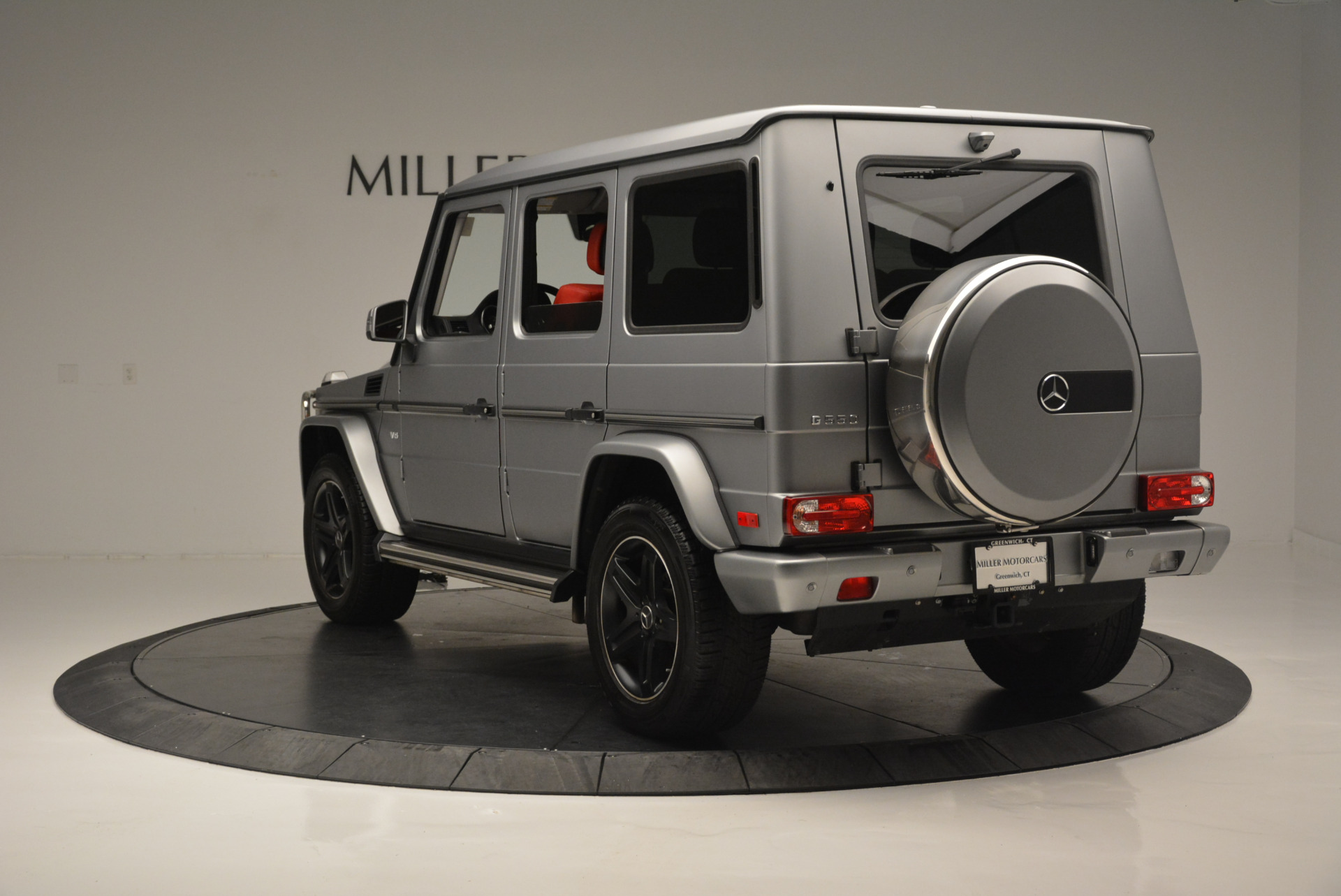 Used 2016 Mercedes-Benz G-Class G 550 | Greenwich, CT