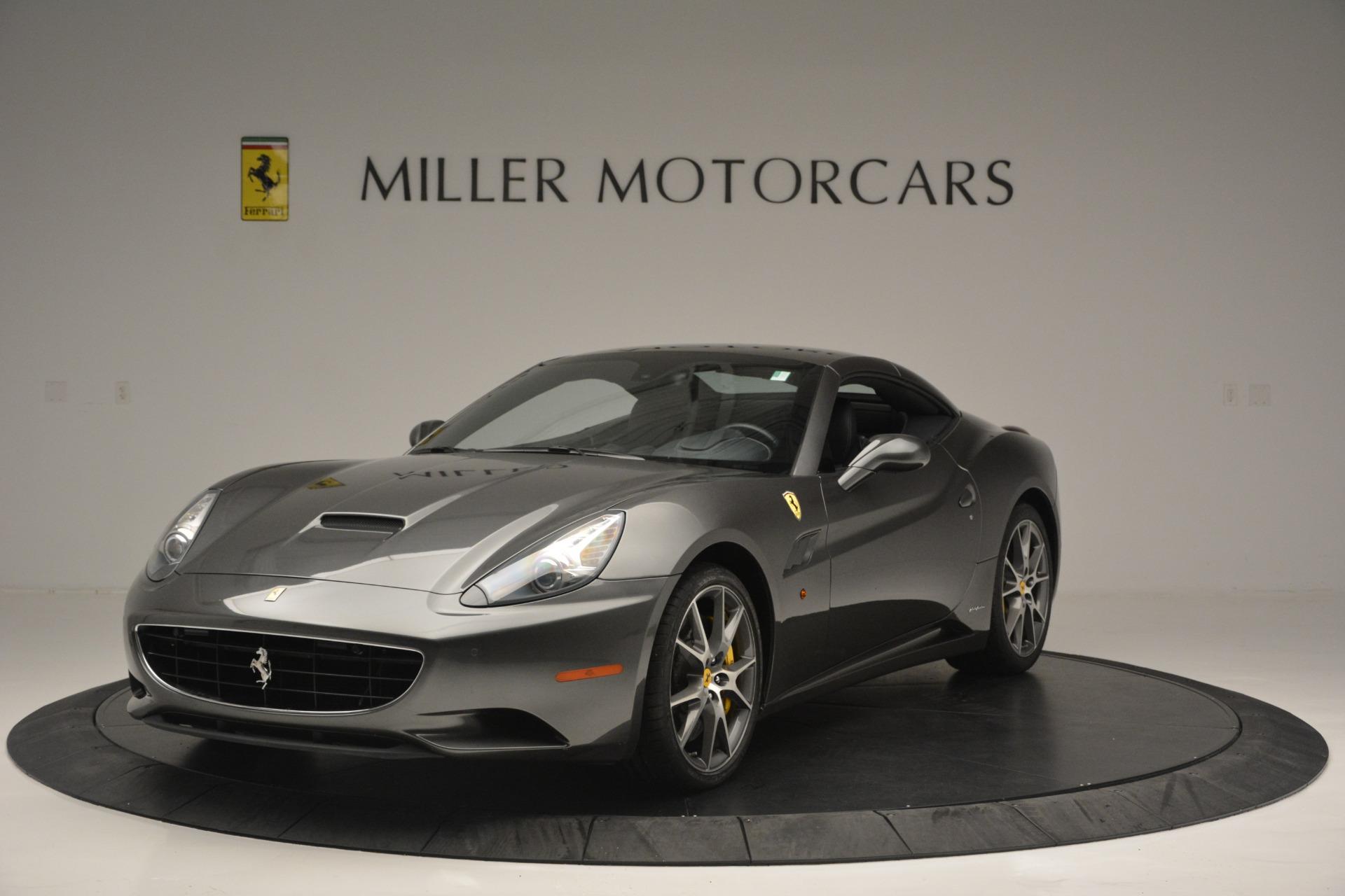 Used 2013 Ferrari California 30   Greenwich, CT